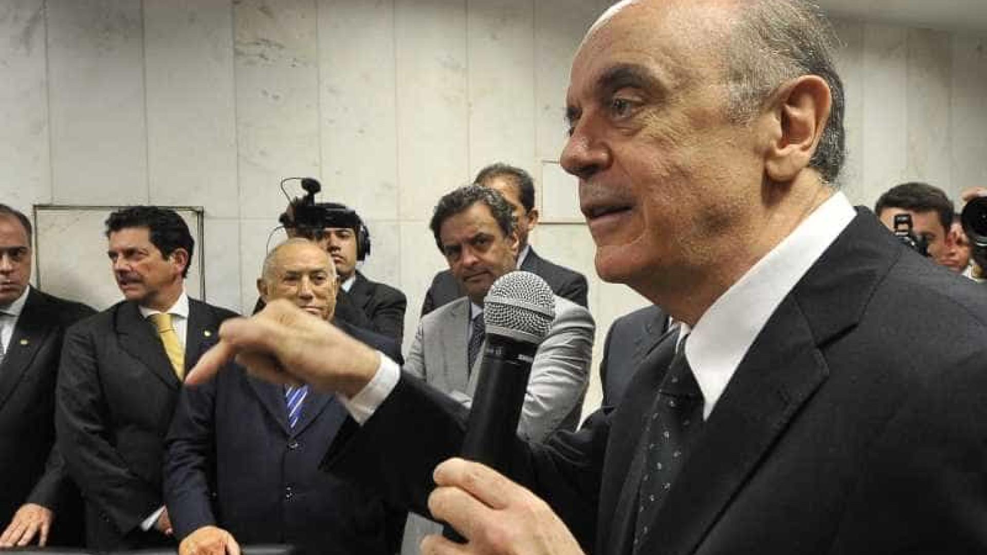 Serra busca novos acordos comerciais e critica subsídios agrícolas