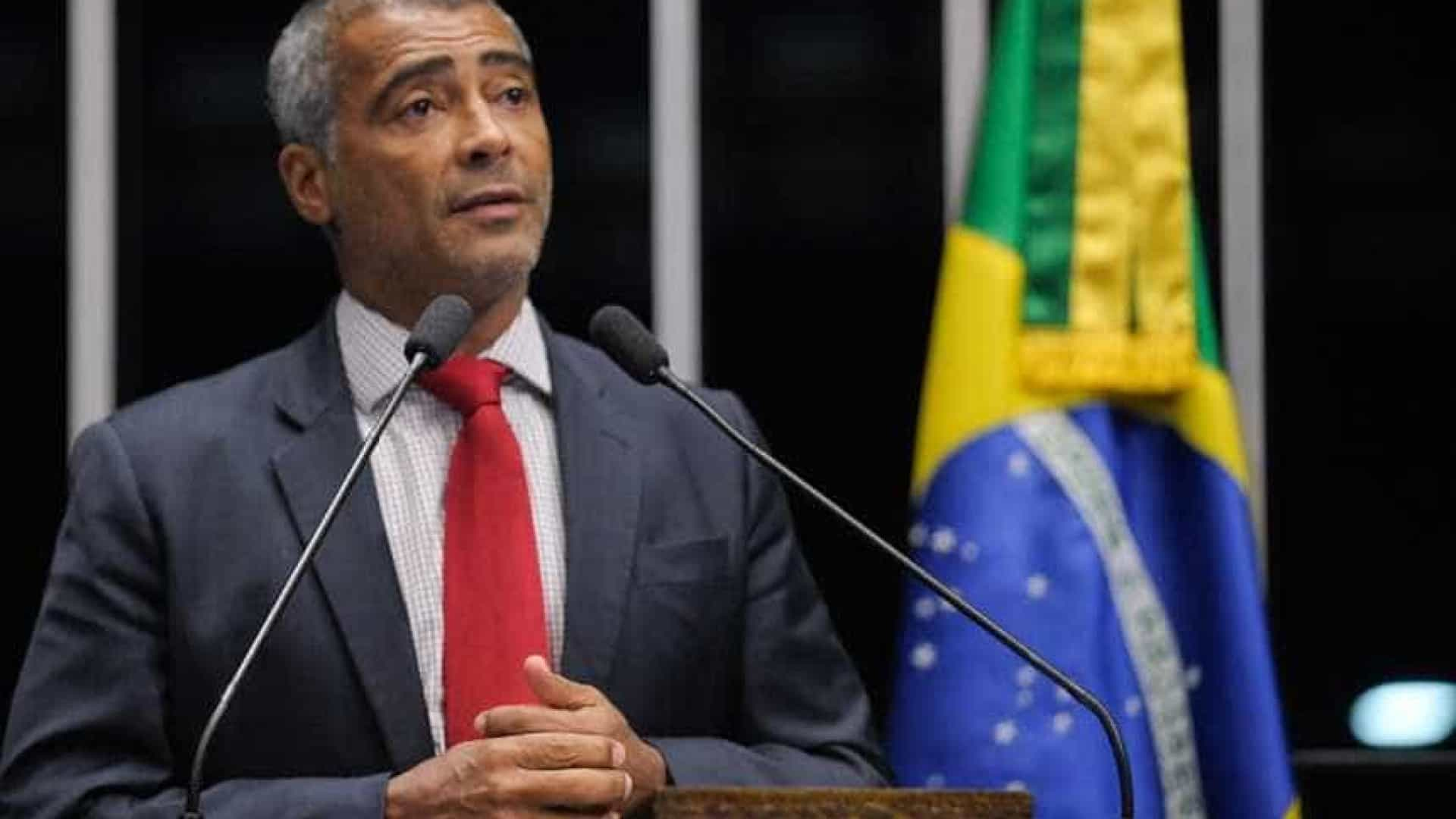 Romário pede para sair da comissão do impeachment