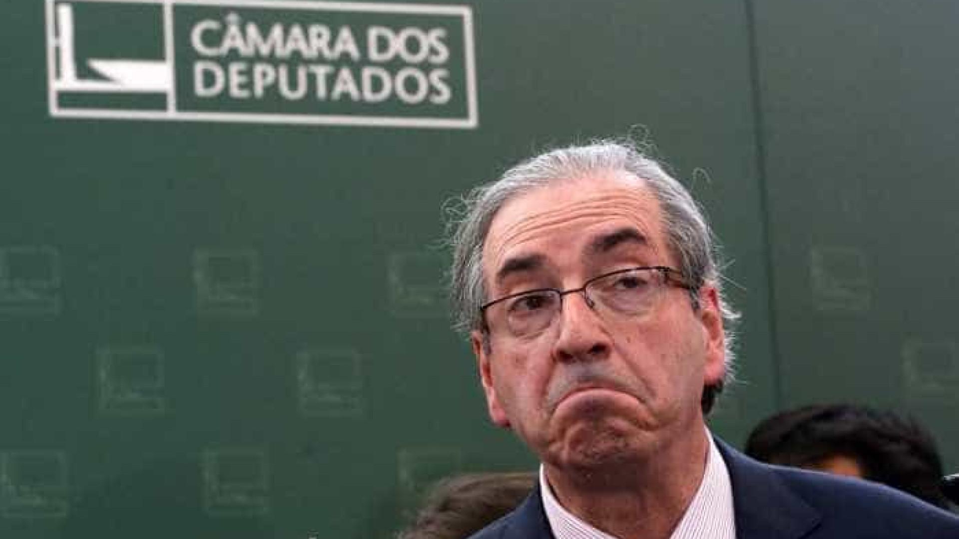 Relator faz leitura do parecer sobre cassação de Cunha