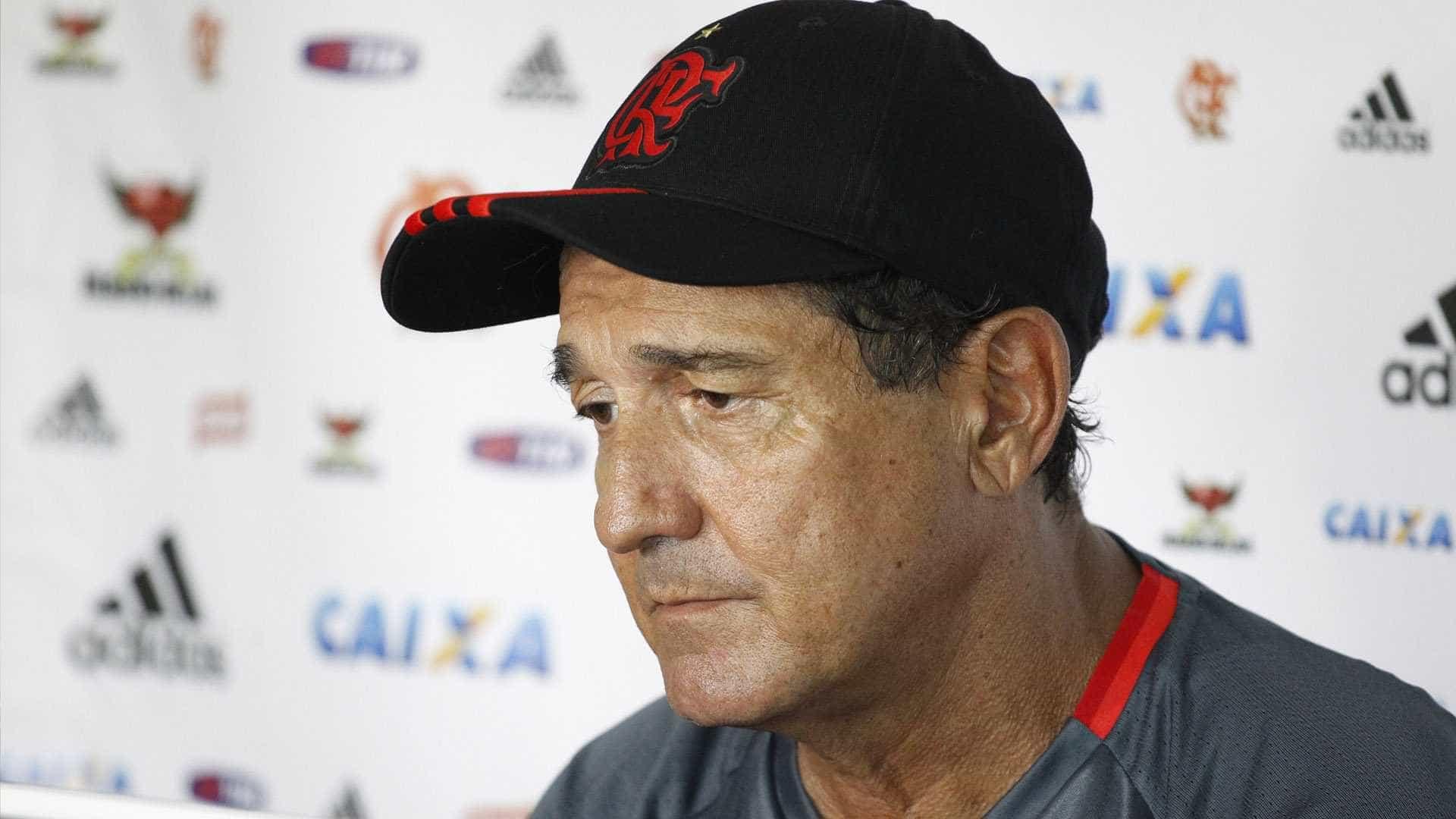 Esposa quer ver Muricy Ramalho fora do Flamengo