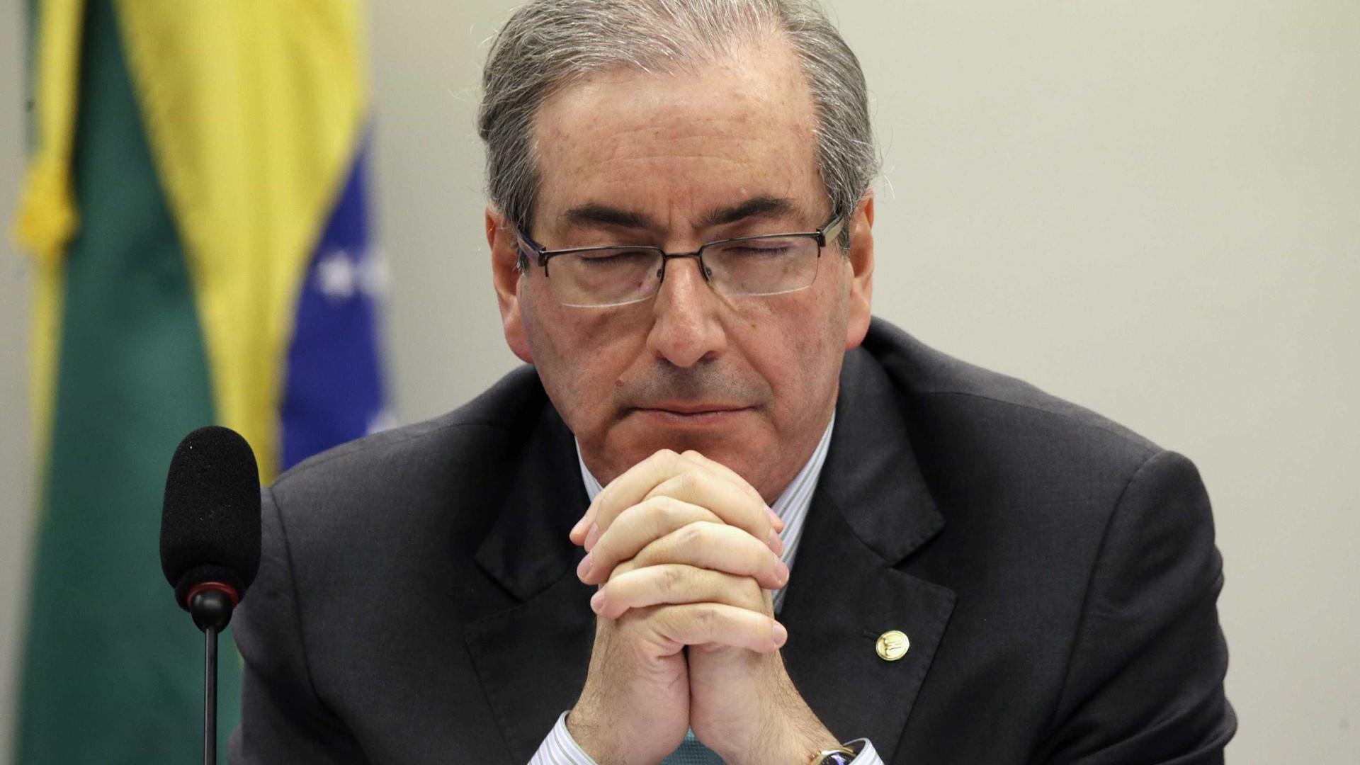 Além de Renan, Sarney e Jucá, Janot  também pediu a prisão de Cunha