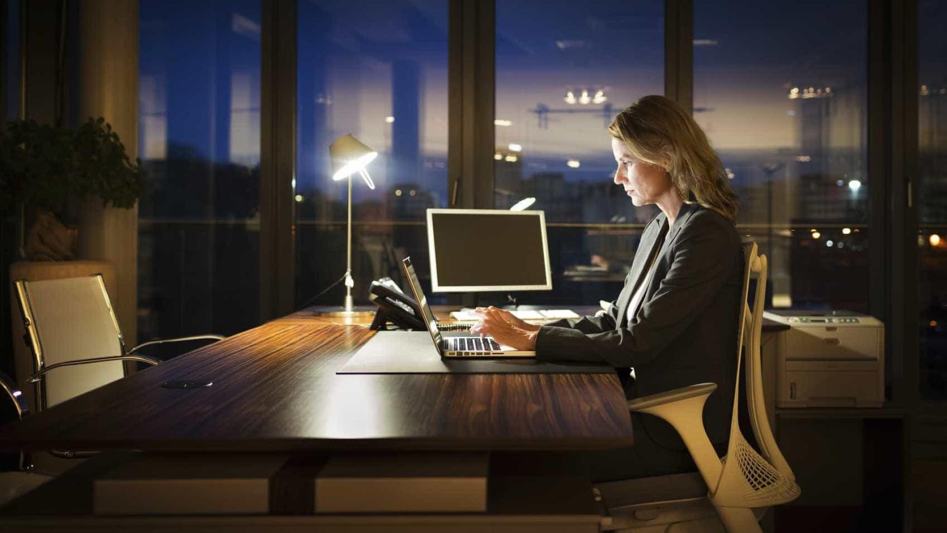 Longos períodos de trabalho  fazem mal à saúde das mulheres