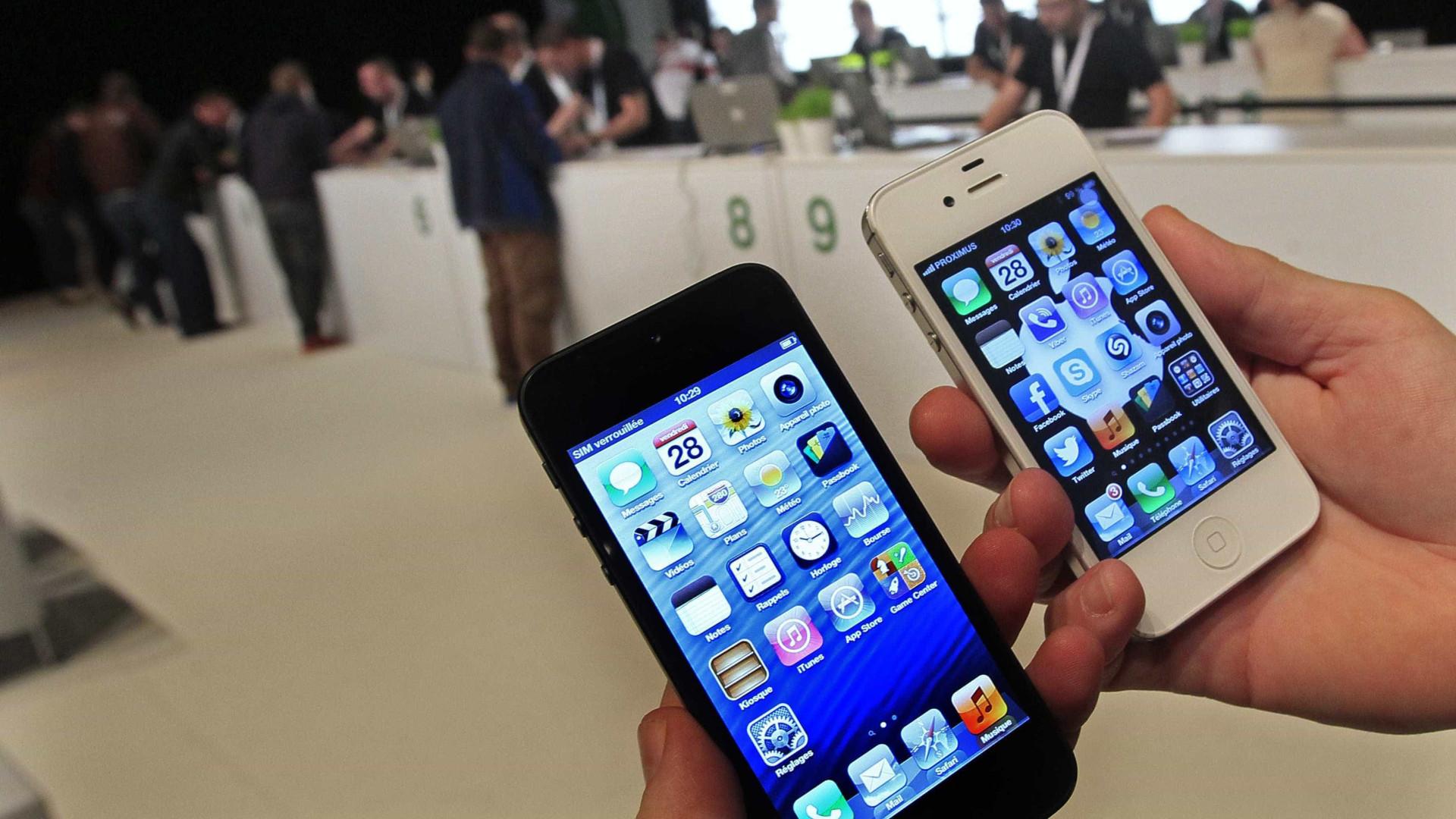 Apple muda lançamento de novos iPhones 'de peso' para cada três anos