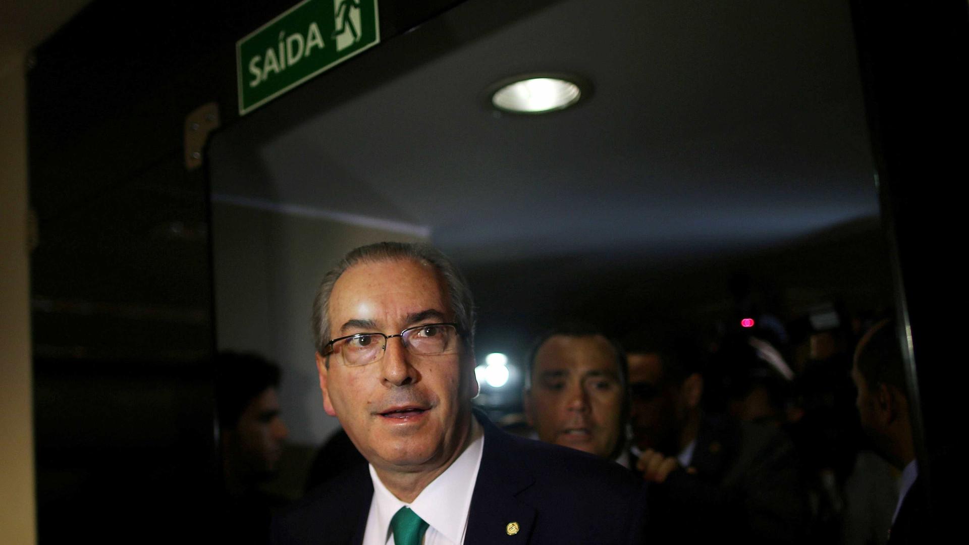Análise de recurso de cassação  de Cunha atrasará ao menos 11 dias