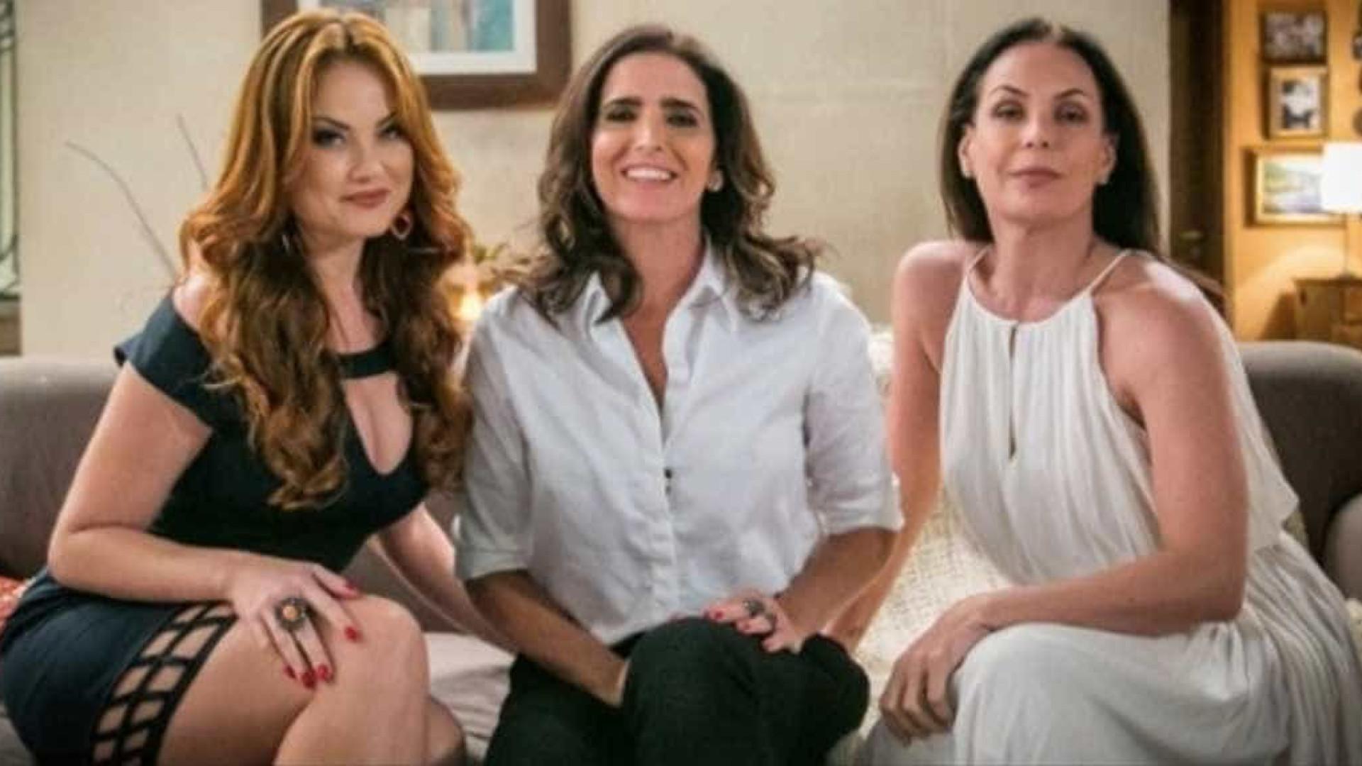 Atores protestam e 'Haja Coração'  será encurtada na Globo
