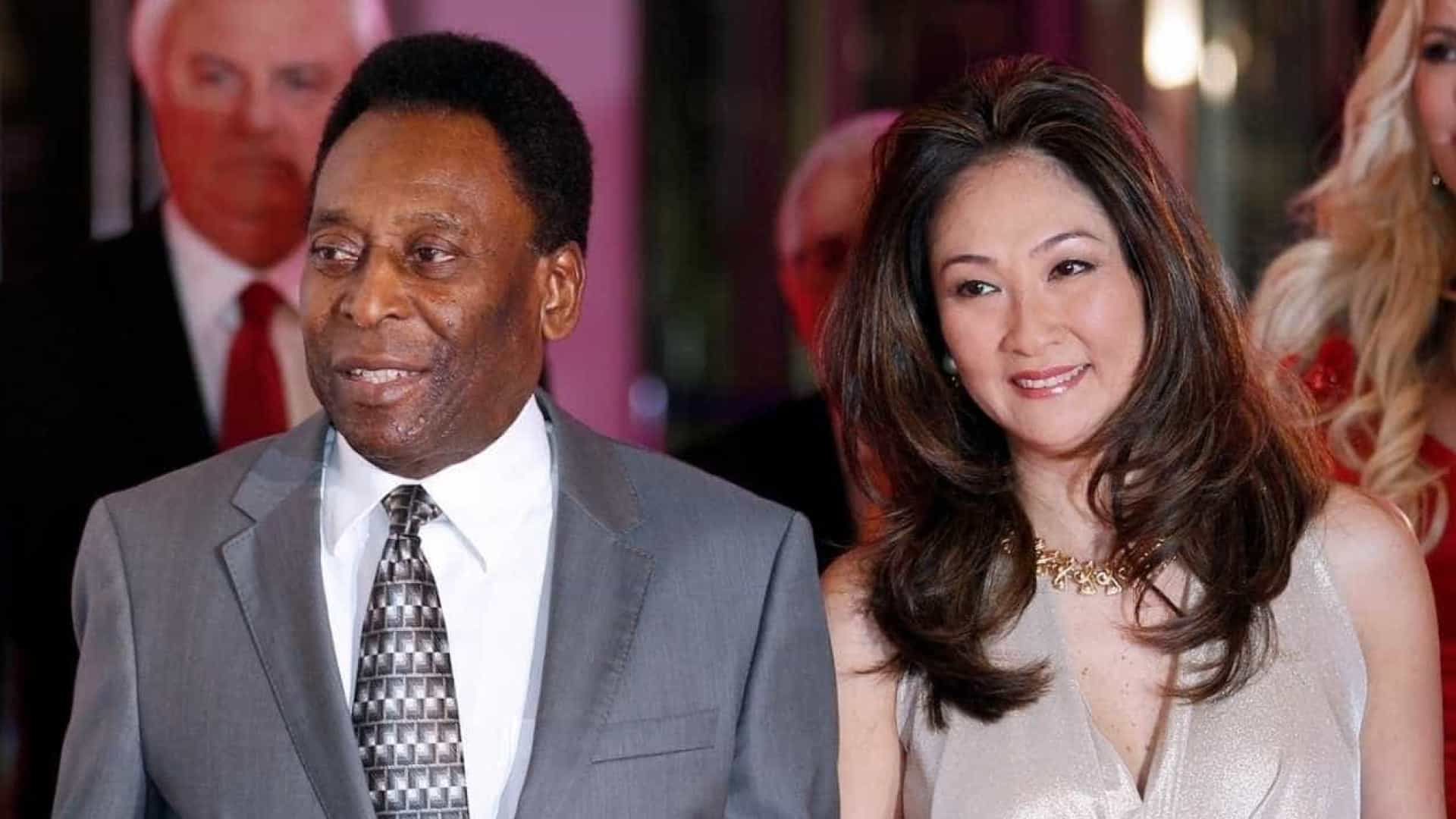Pelé se casará neste sábado em uma cerimônia ao estilo britânico