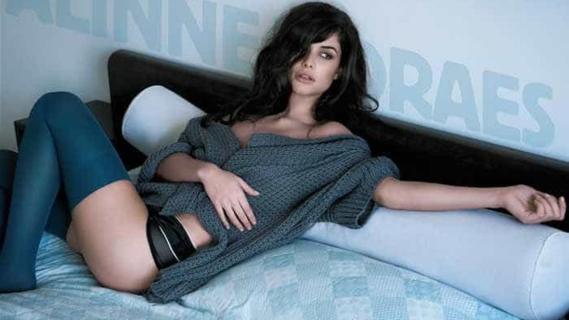 100 Pictures of Alinne Moraes Playboy