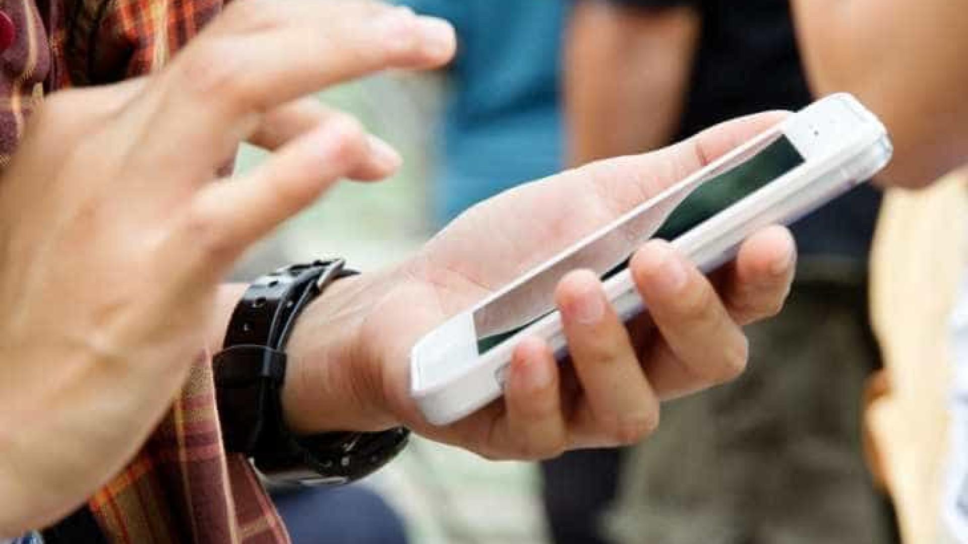 Criptografia impede 'grampo' em  conversa no WhatsApp