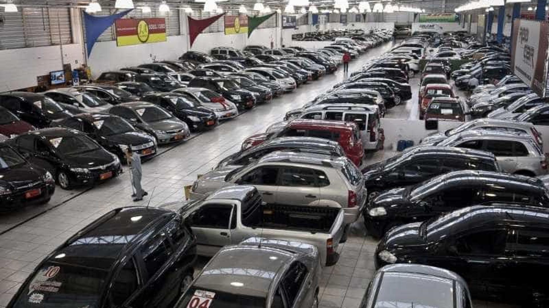 Mercado de aluguel de carros cresce 15% no  mês das Olimpíadas