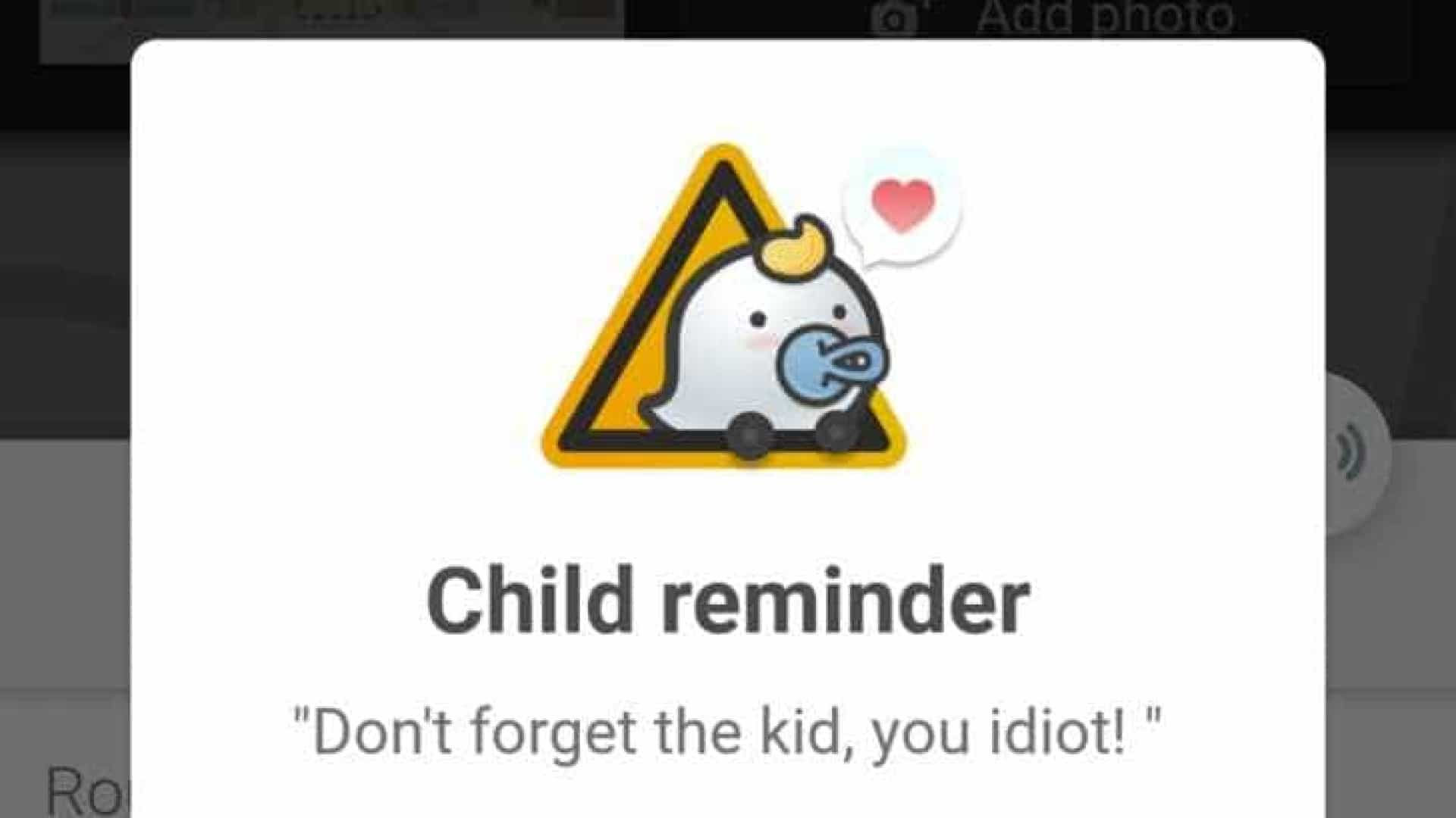 Waze vai ajudar pais a não esqueceram filho sozinho no carro