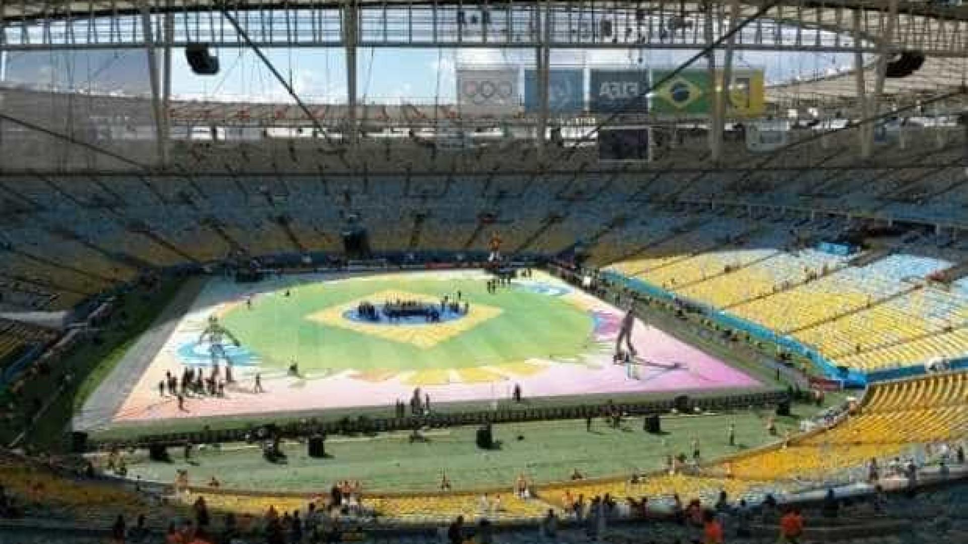 Temer já foi vaiado no ensaio da abertura da Rio-2016