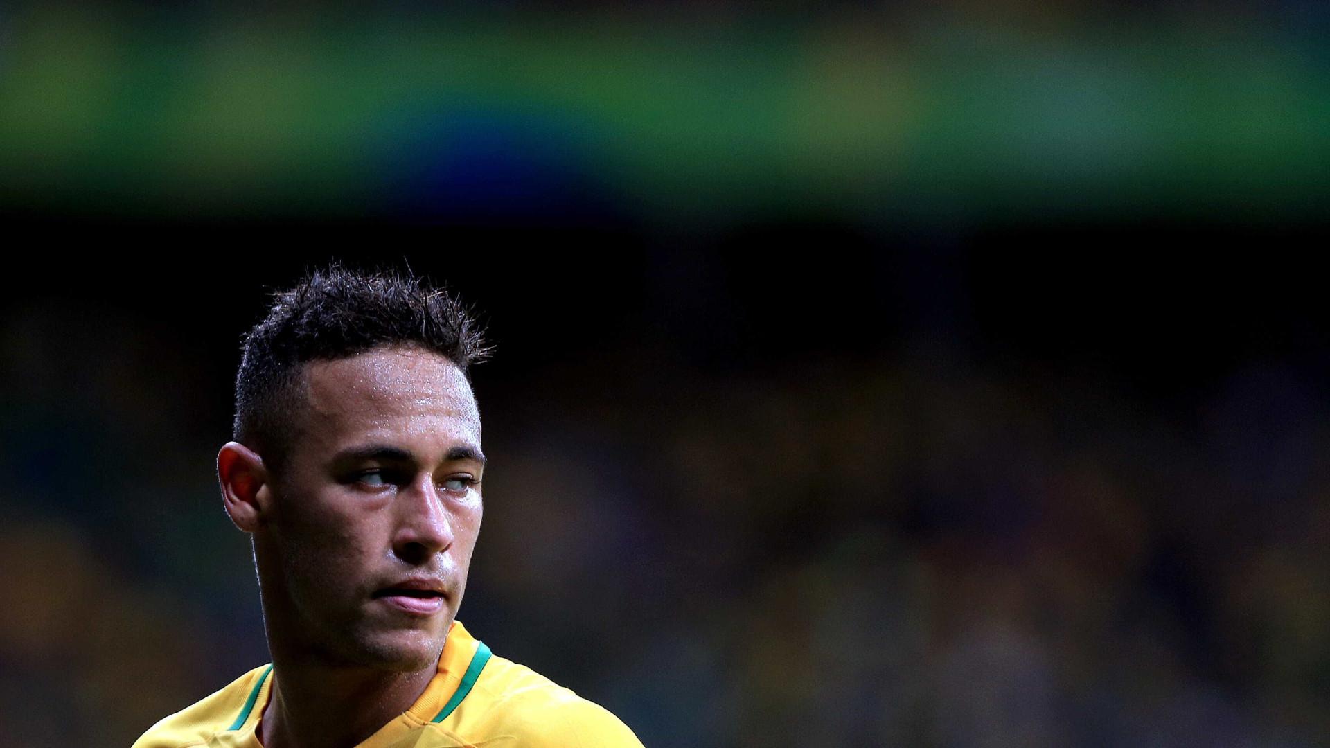 'Fizemos o que era para ser feito', diz Neymar