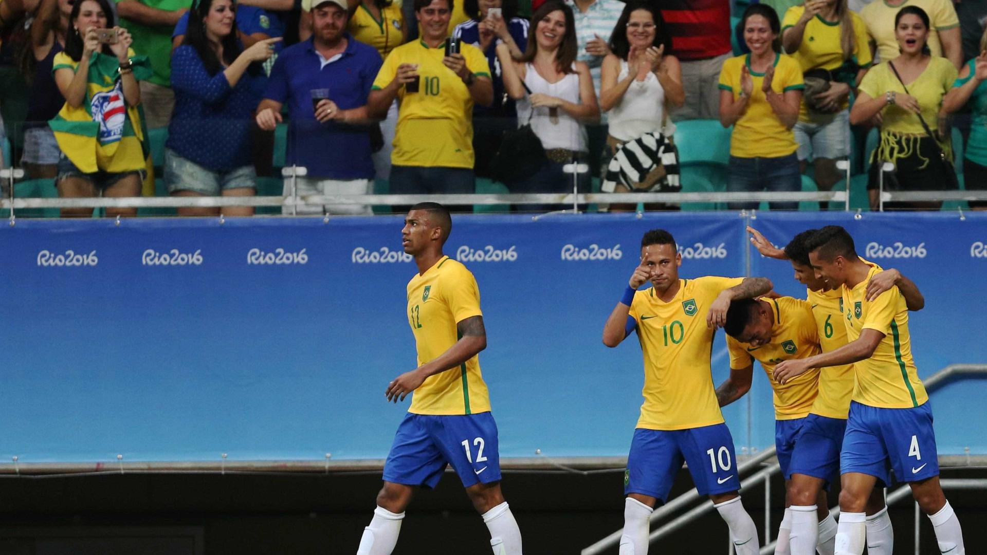 CBF tira seleção da Vila e coloca jogadores dentro de shopping no Rio