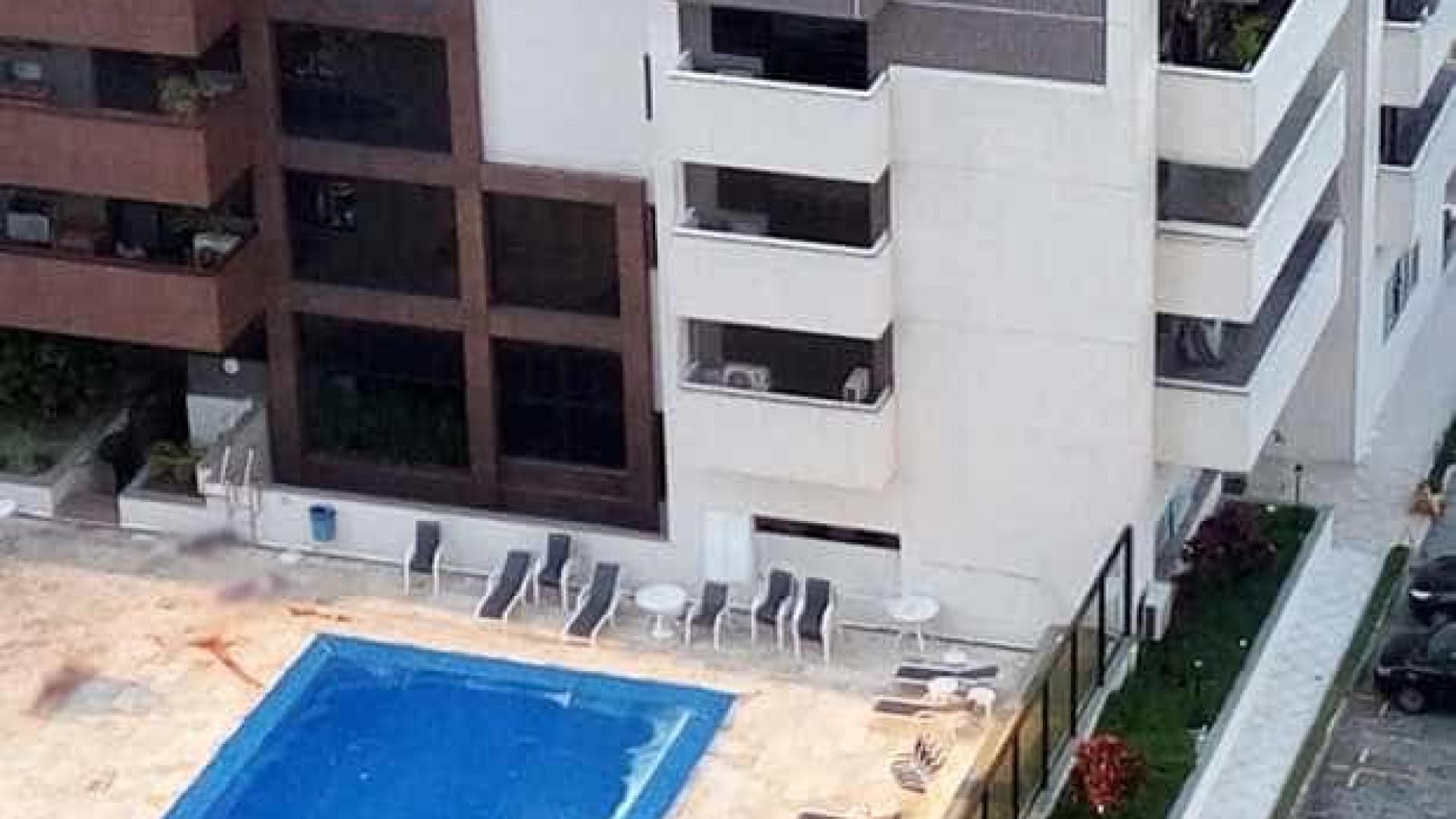 Crianças podem ter sido jogadas do 16º andar de prédio na Barra da Tijuca
