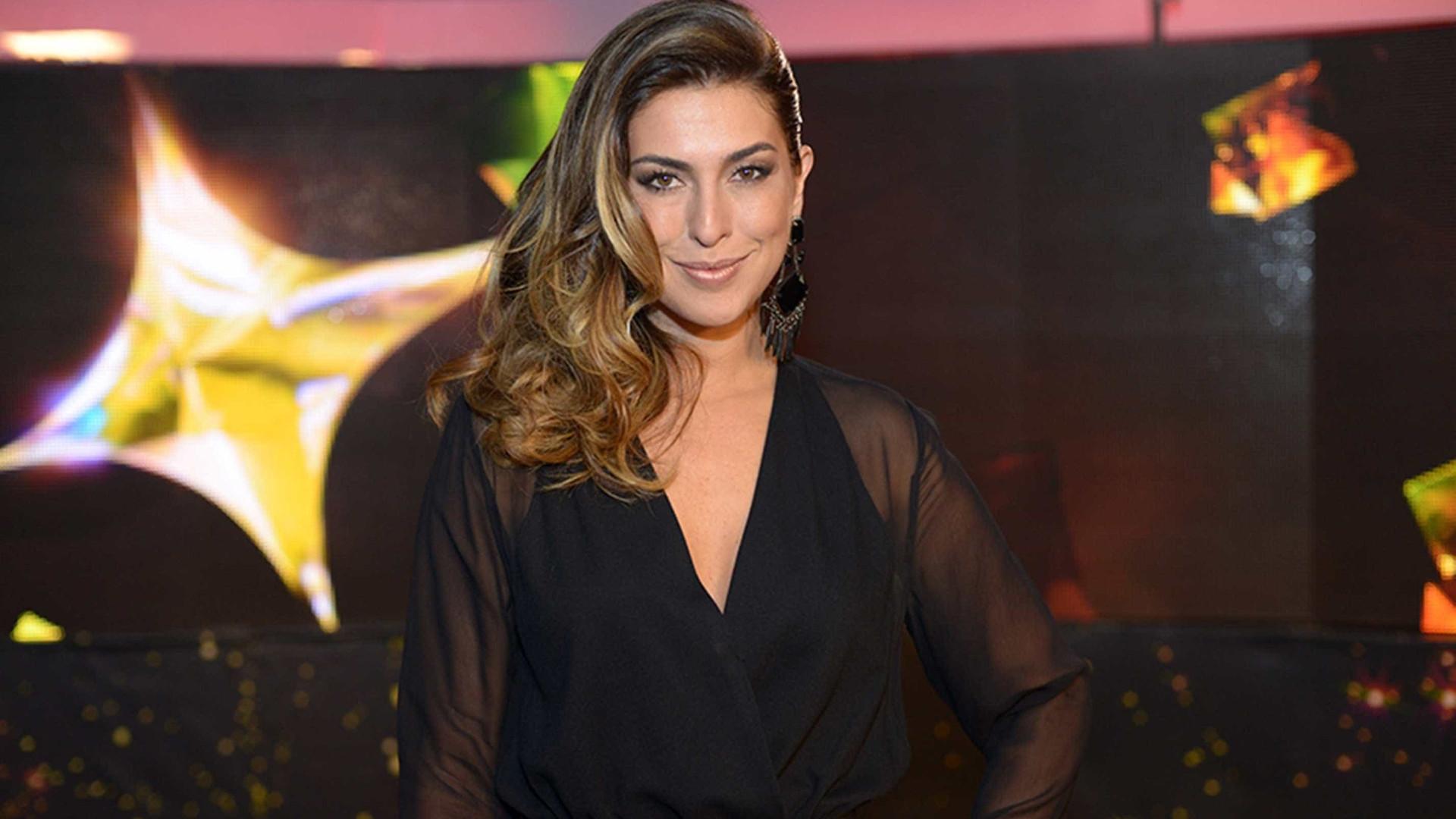 Além da Band, Fernanda Paes Leme terá programa na GNT