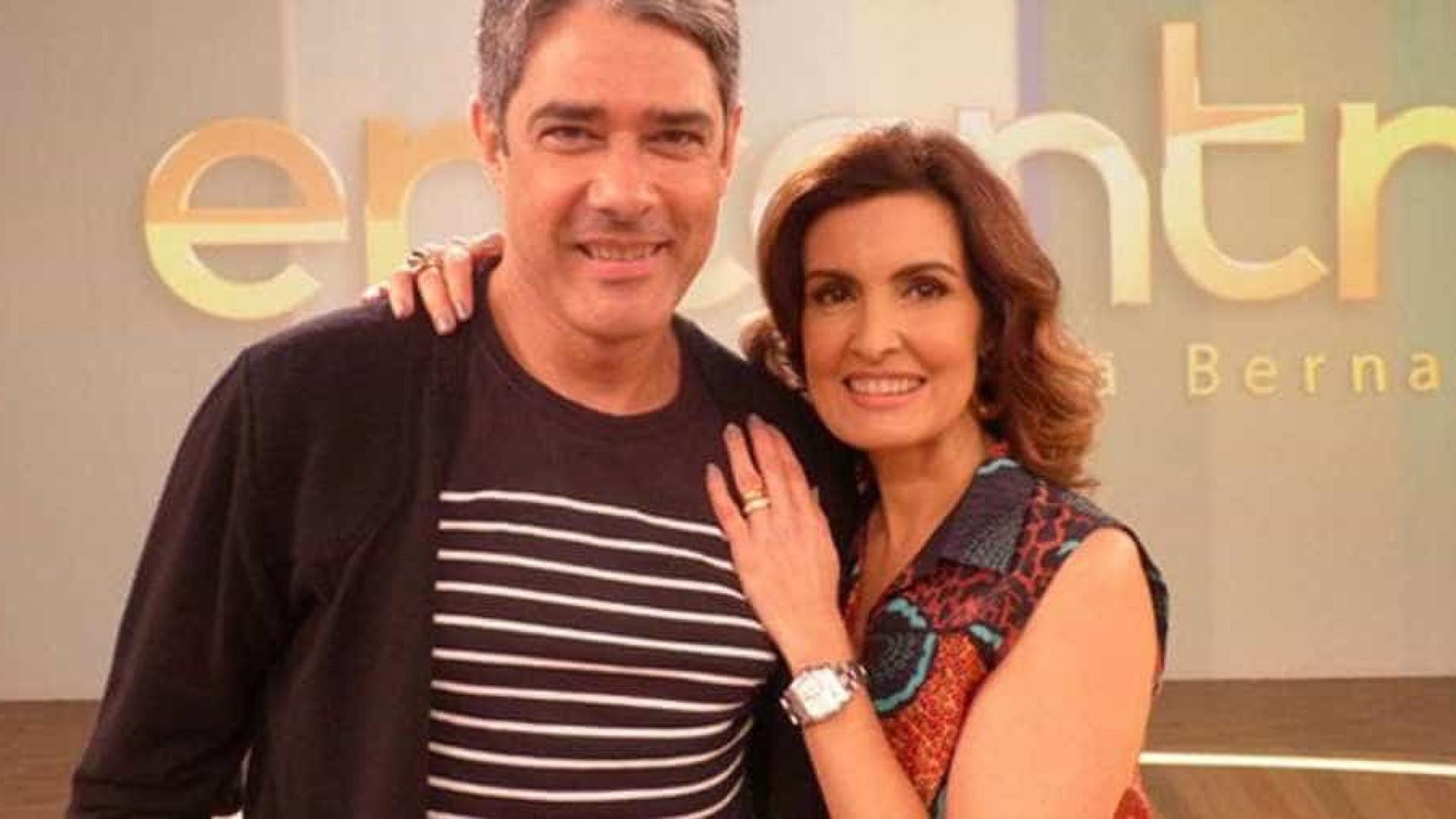 Fátima Bernardes estaria arrasada com repercussão do divórcio
