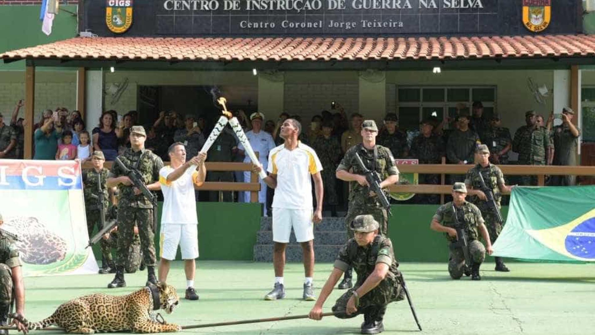 Exército deve pagar R$ 1,1 milhão por morte de onça