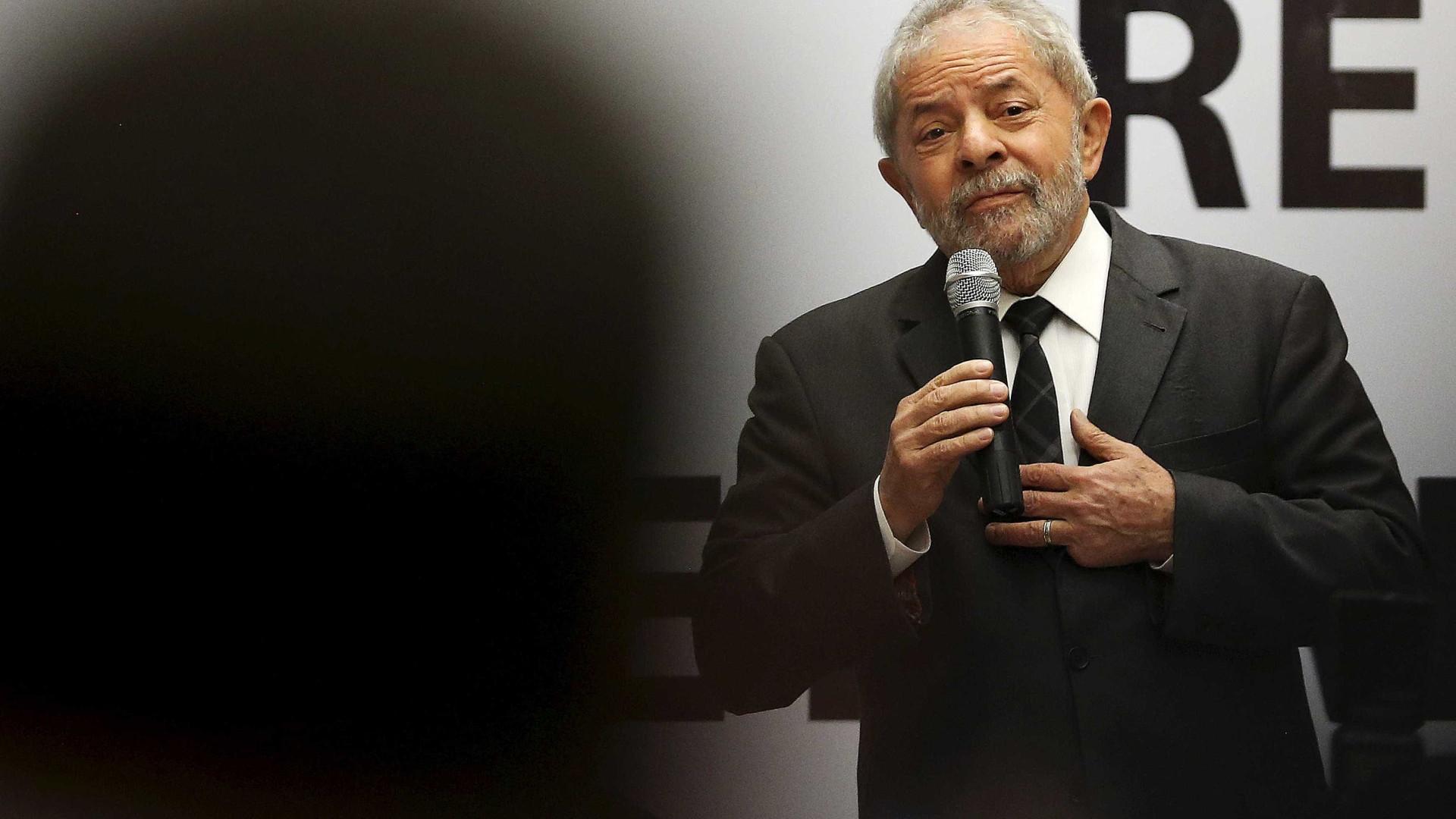 Lava Jato espera concluir hoje denúncia contra Lula