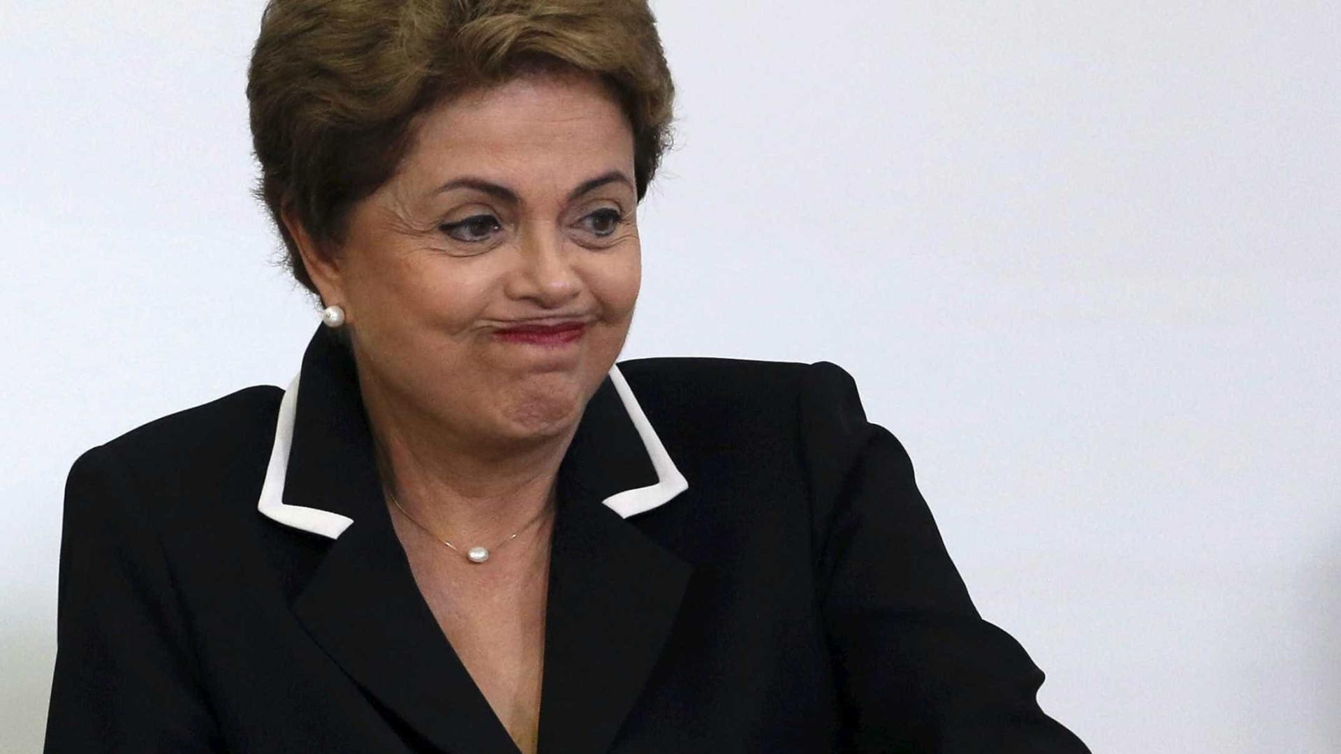 Despesa milionária com equipe de Dilma é mantida