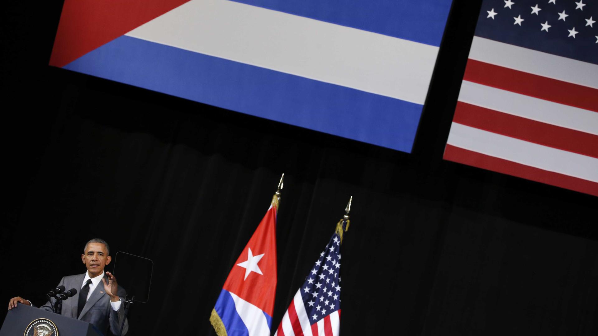 EUA multam empresas por violar bloqueio à Cuba