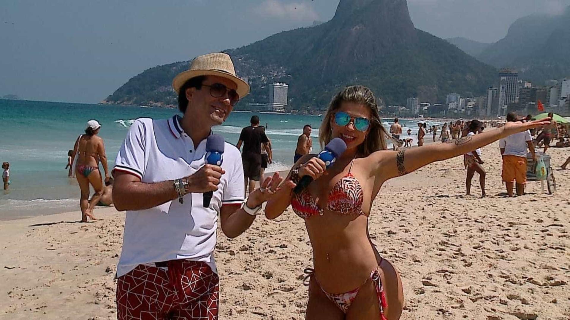 Cacau Colucci estreia quadro e Daniela conversa com ex-MST
