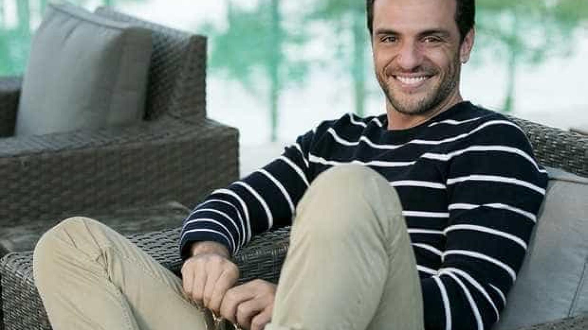Após Wagner Moura, Rodrigo Lombardi rejeita papel de Sérgio Moro