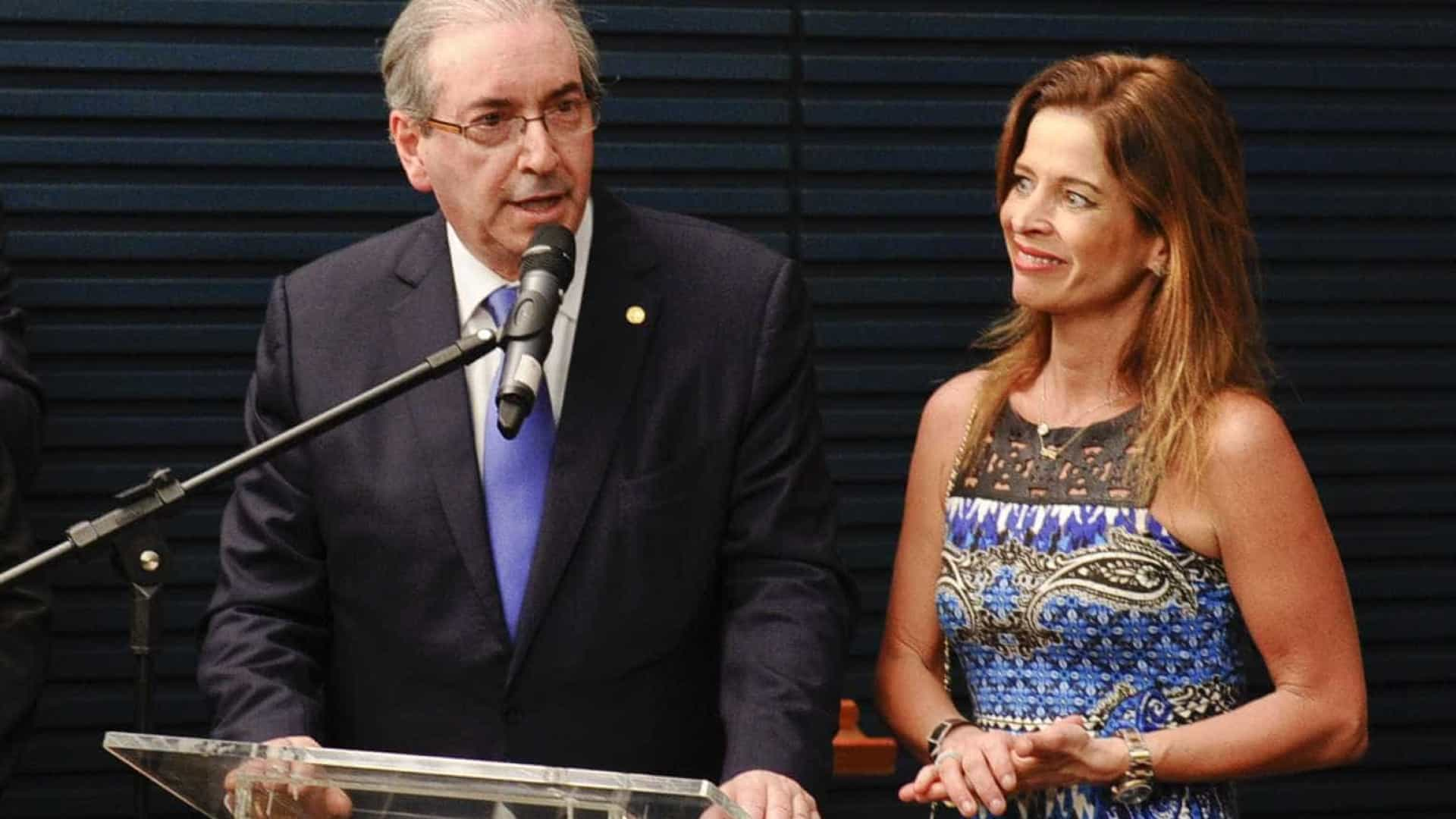 Prioridade de Eduardo Cunha agora  será livrar sua mulher da prisão