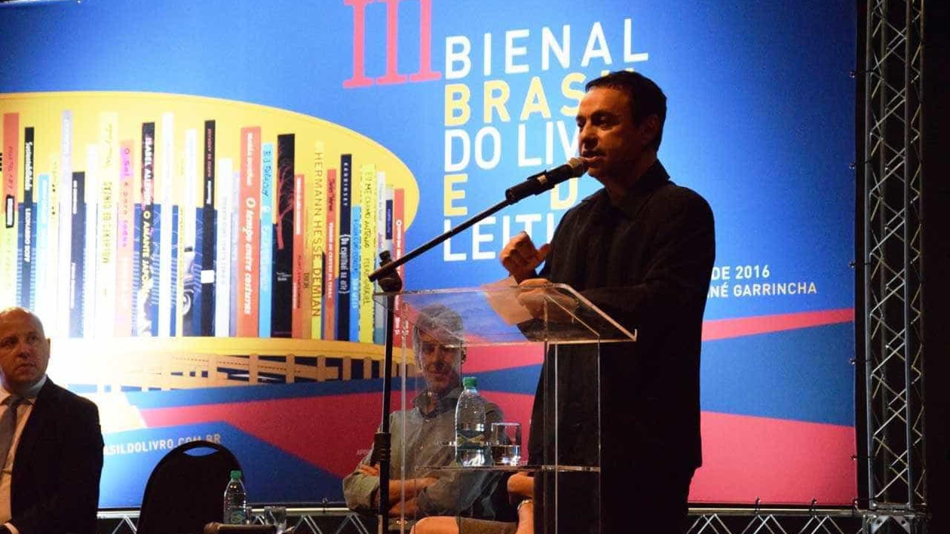 Bienal do Livro de Brasília começa nesta sexta-feira