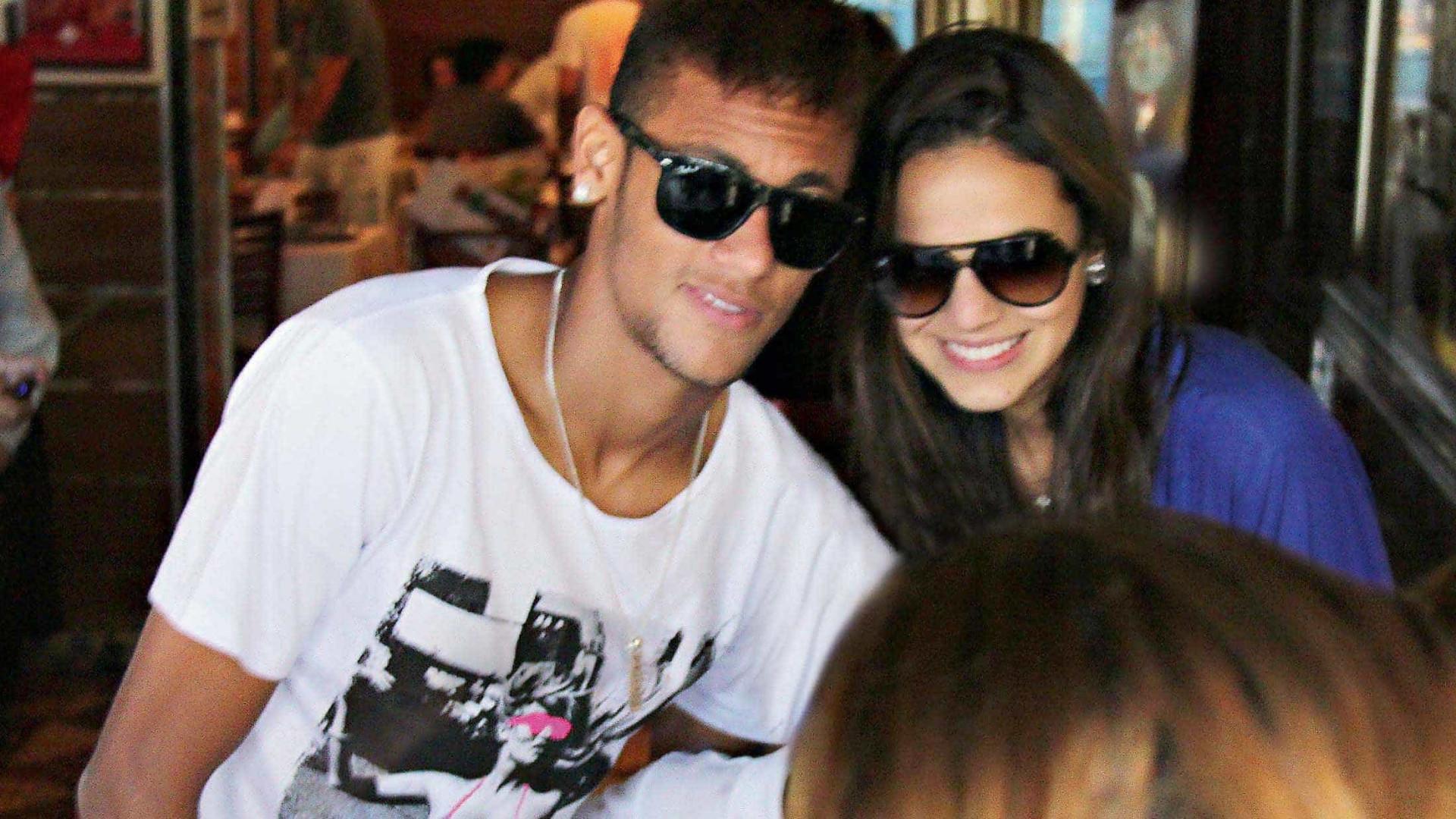 Neymar planejou gravar álbum dedicado a Bruna Marquezine