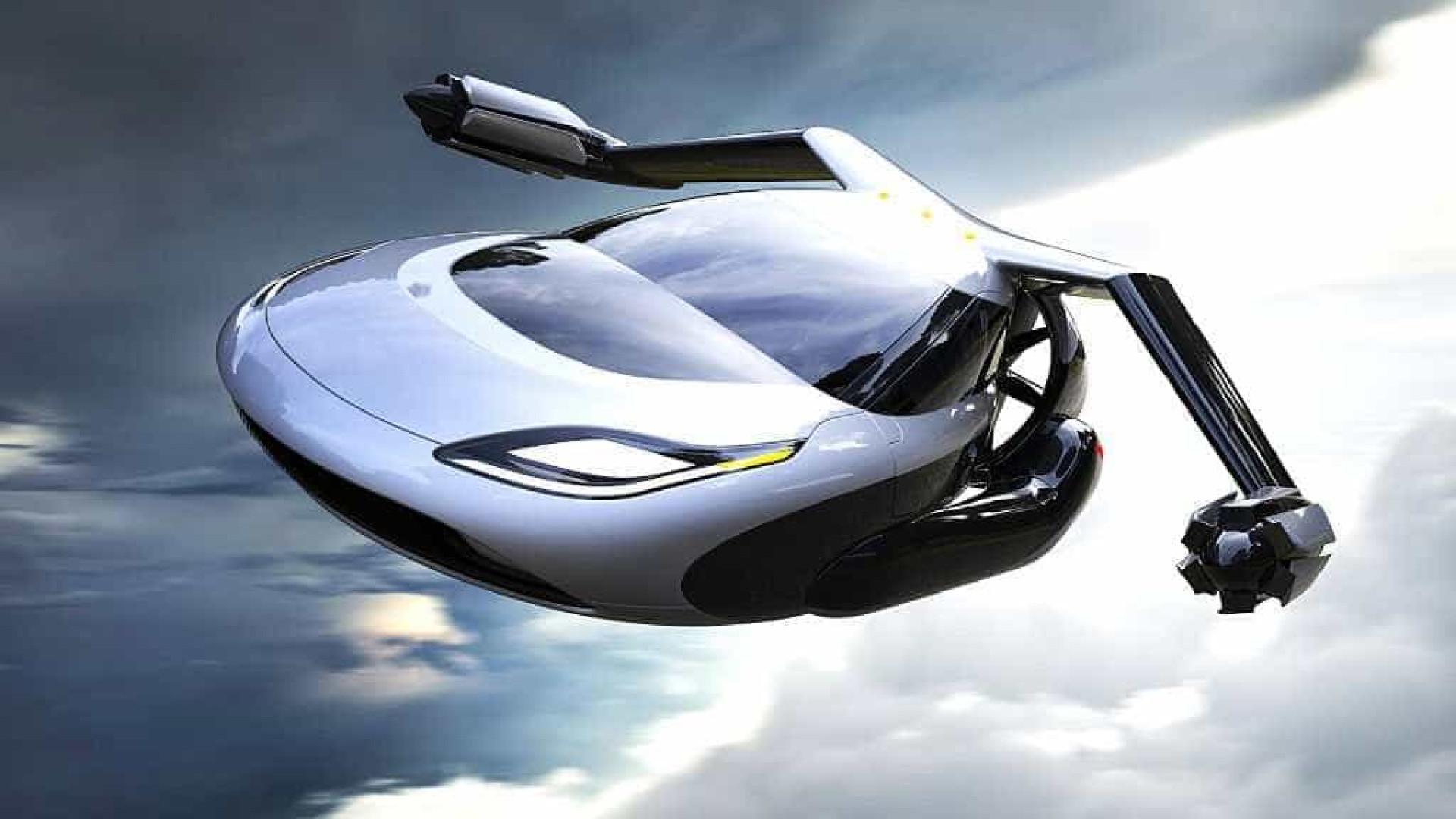 Japão quer lançar carro que voa antes dos Jogos Olímpicos de 2020