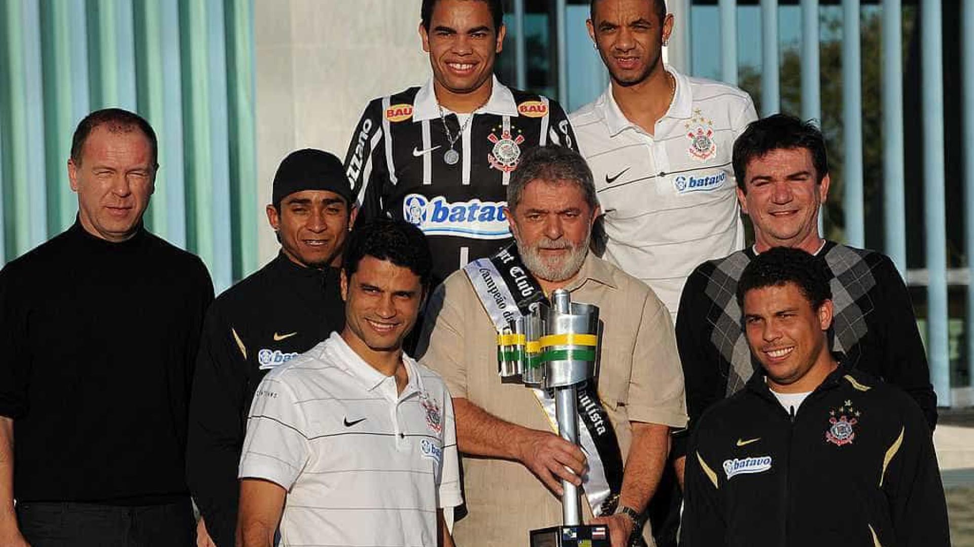 Acusação envolvendo Corinthians e Lula  é revelada na Lava Jato