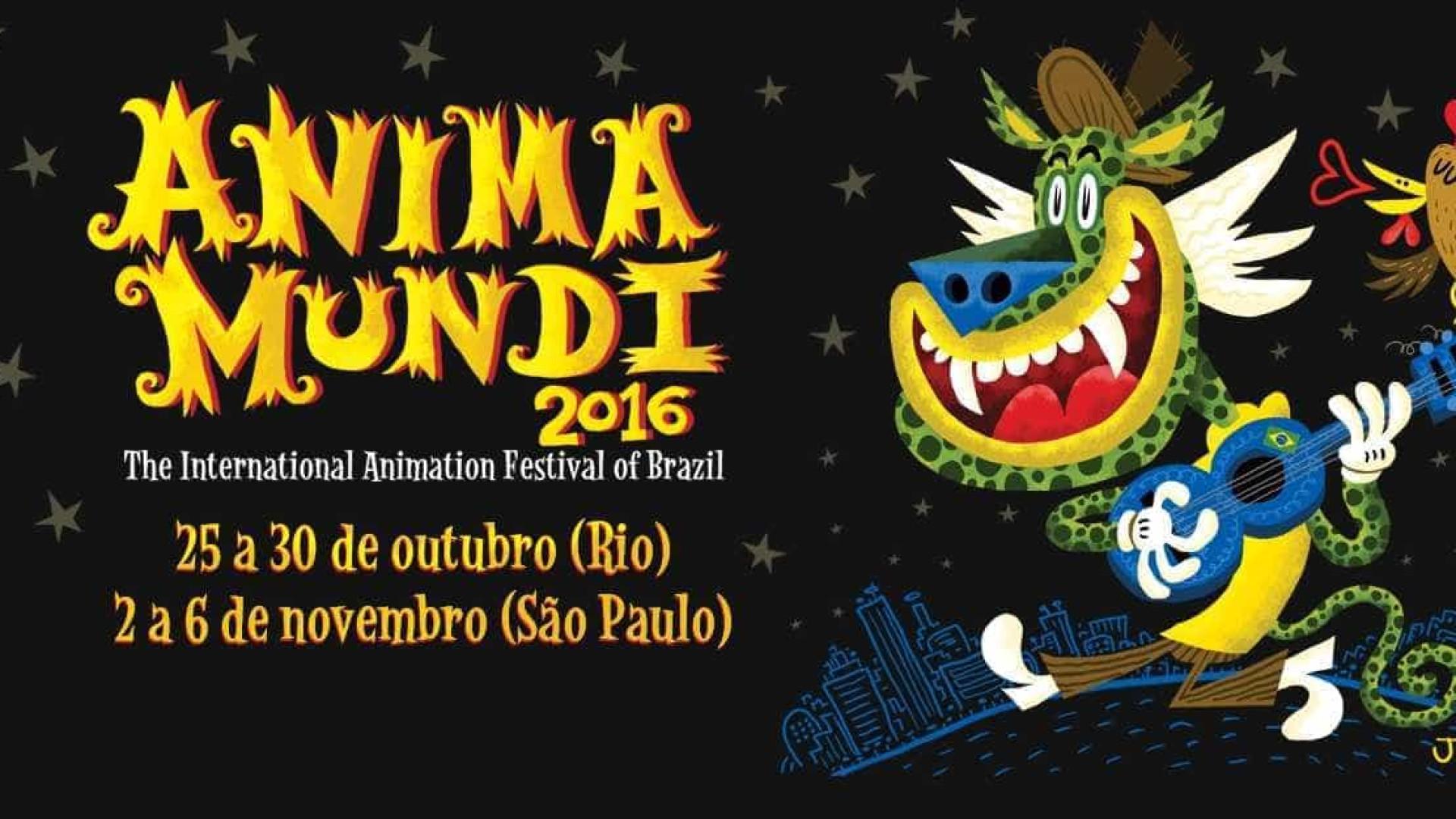 No Rio, Festival Anima Mundi terá mais de 400 filmes