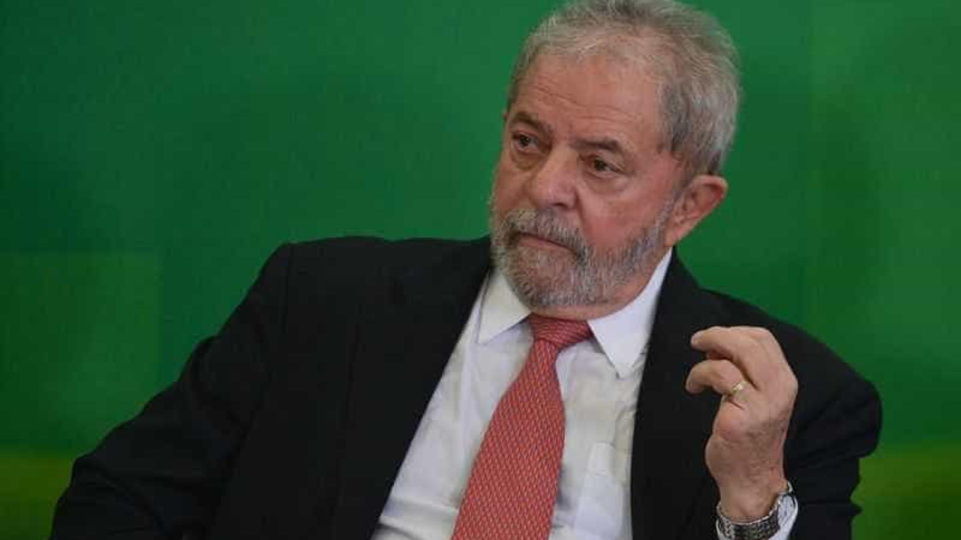Planilha indica repasse de R$ 8 mi  da Odebrecht a Lula, diz PF