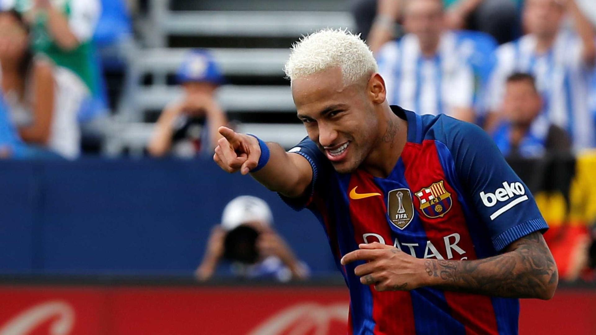 Para fechar com PSG, Neymar exigiu pagamento de dívida fiscal no Brasil