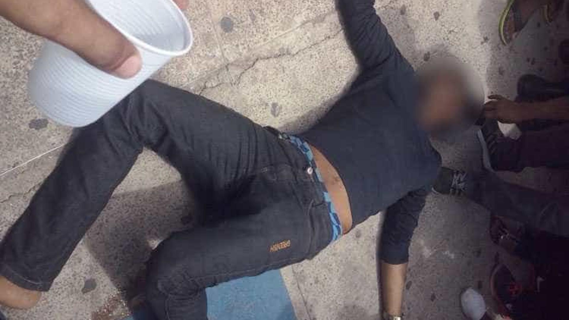 Homem é morto a tiros na porta de faculdade  em São Luís