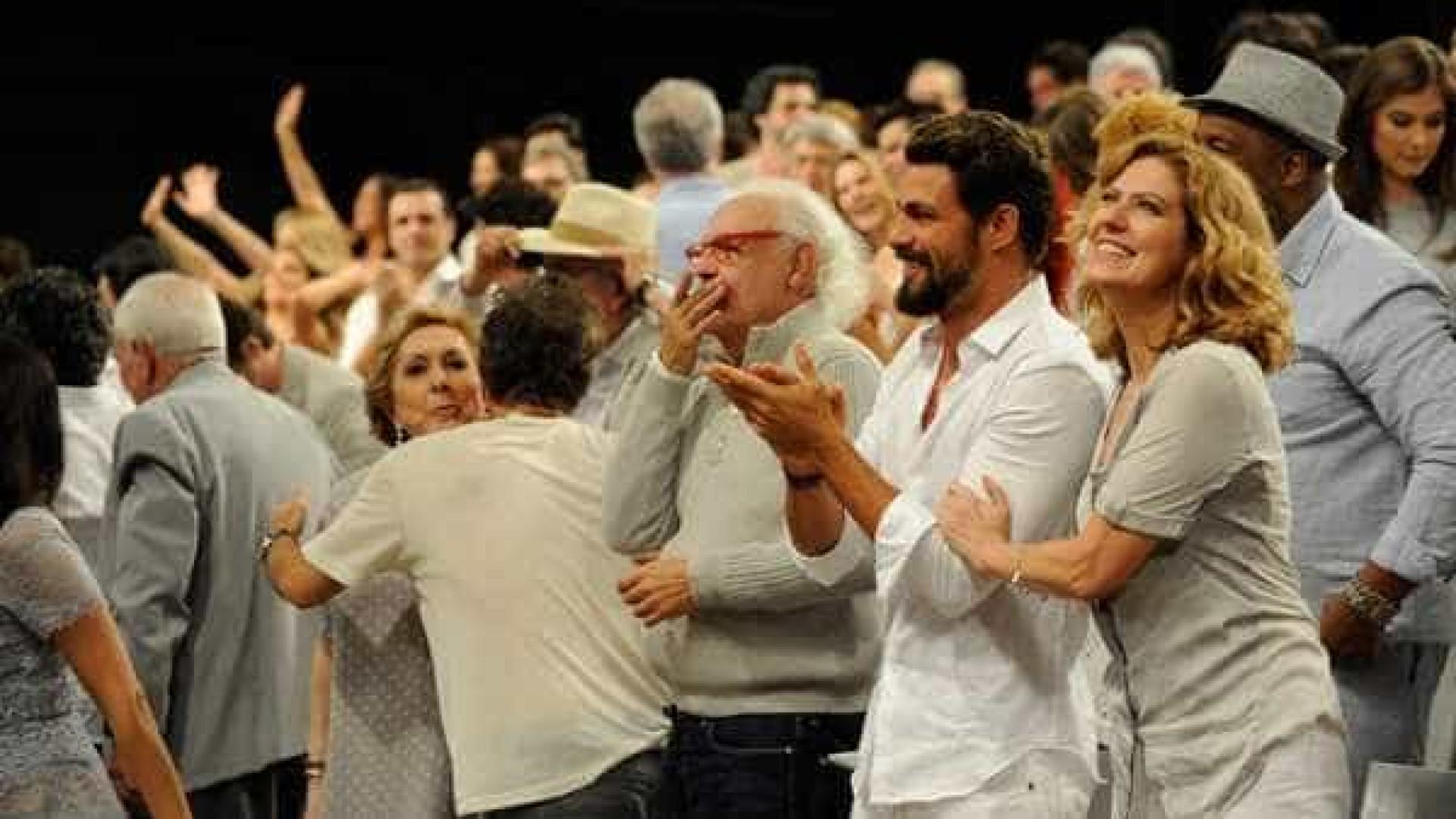 Famoso fim de ano da Globo terá presença de familiares dos artistas