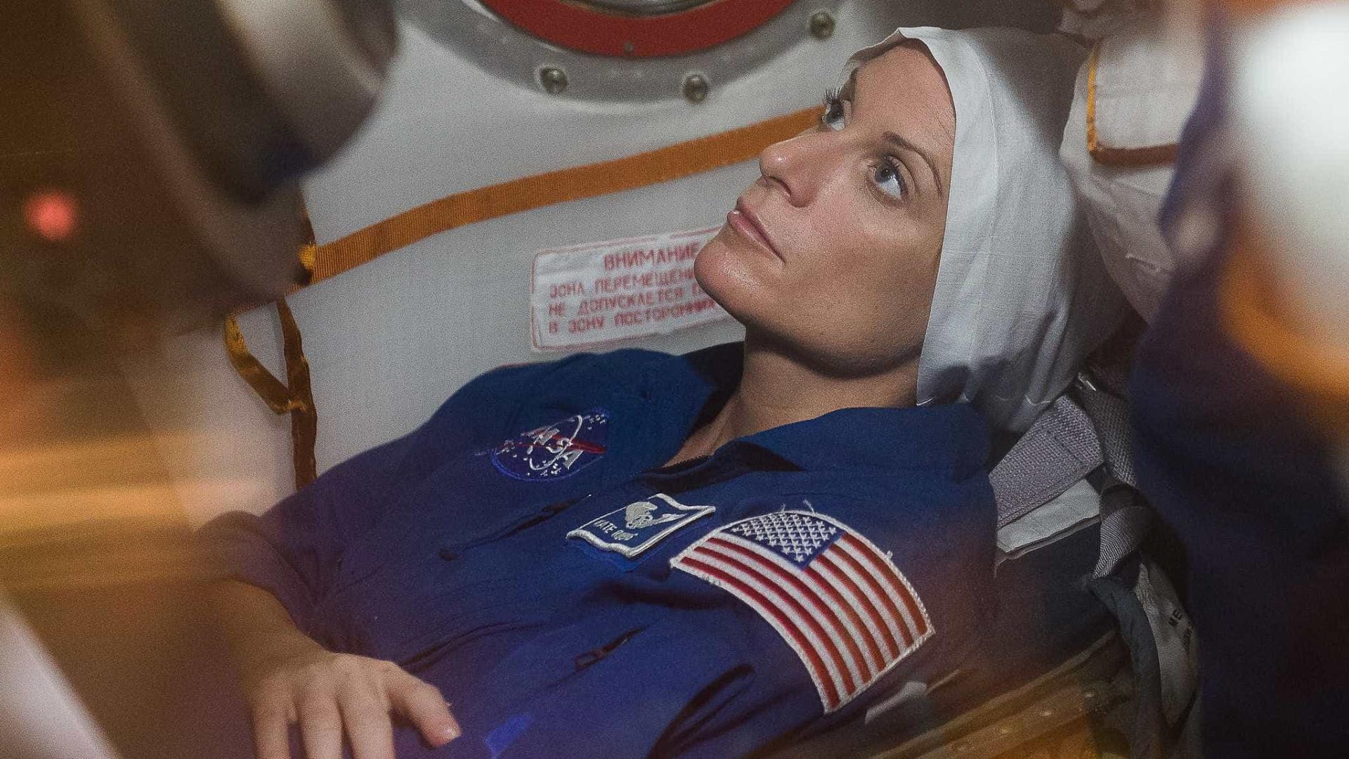 Astronauta publica foto noturna da Europa  clicada da Estação Espacial