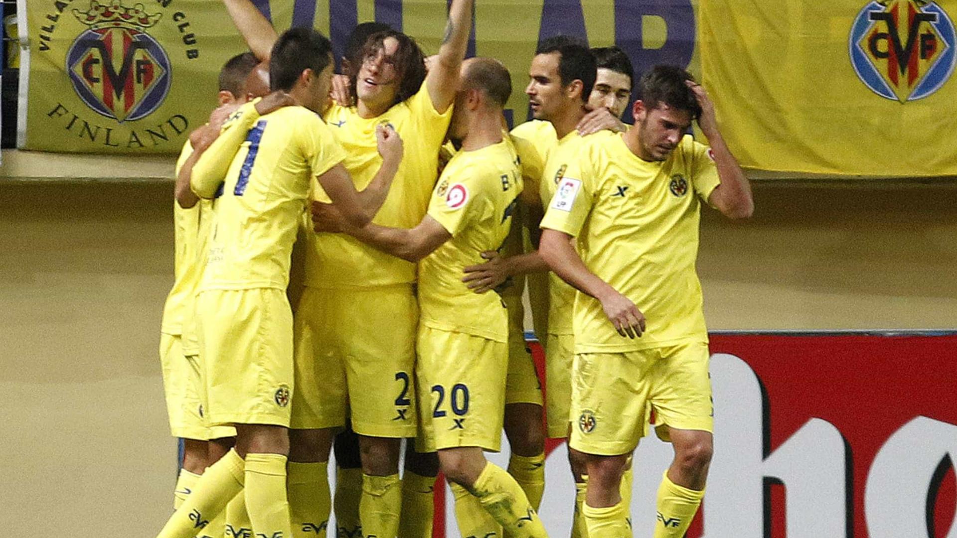 Sem Pato, Villarreal vira para cima do Las Palmas no final
