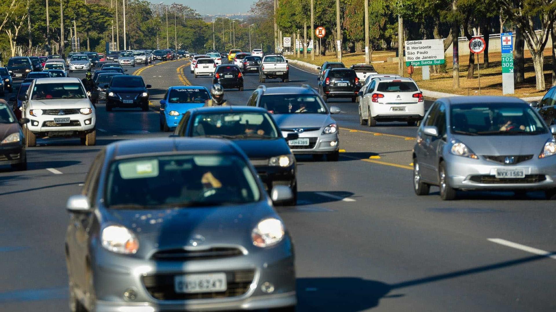 Multas de trânsito ficam mais pesadas a partir de hoje