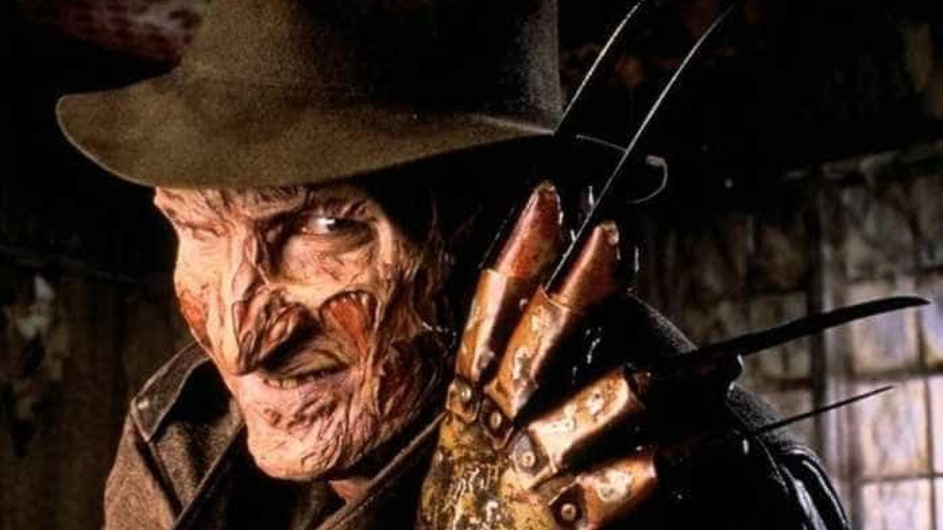 'Freedy Krueger' atira em cinco pessoas  durante festa de Halloween