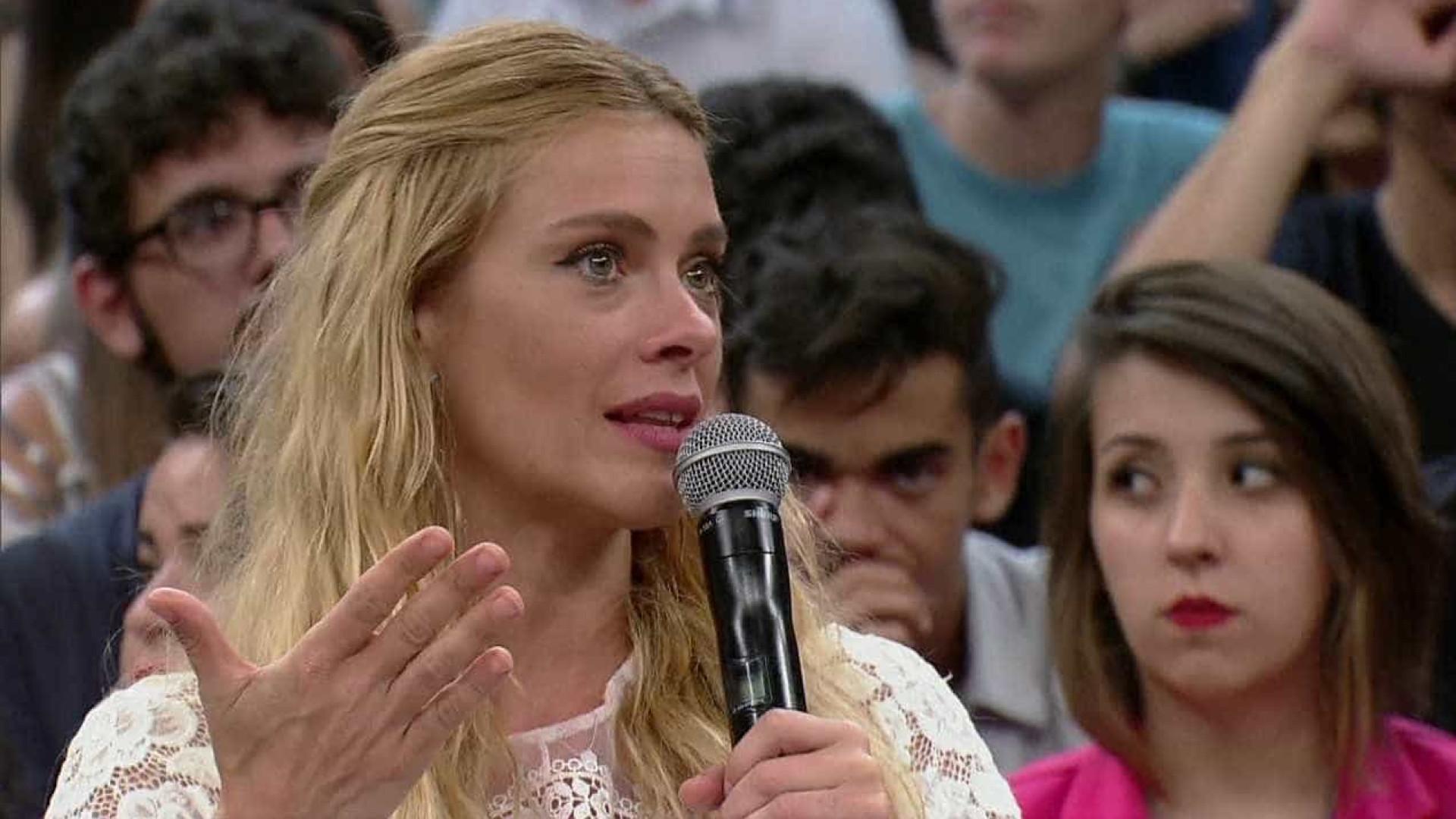 Carolina Dieckmann sobre viver nos EUA:  'Lá eu sou anônima'