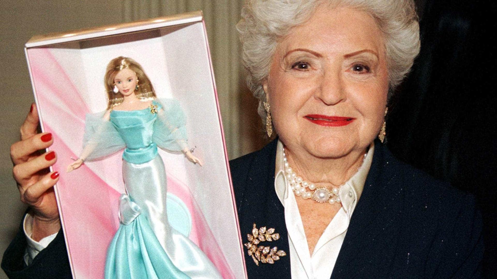 Criadora da Barbie, Ruth Handler completaria 100 anos