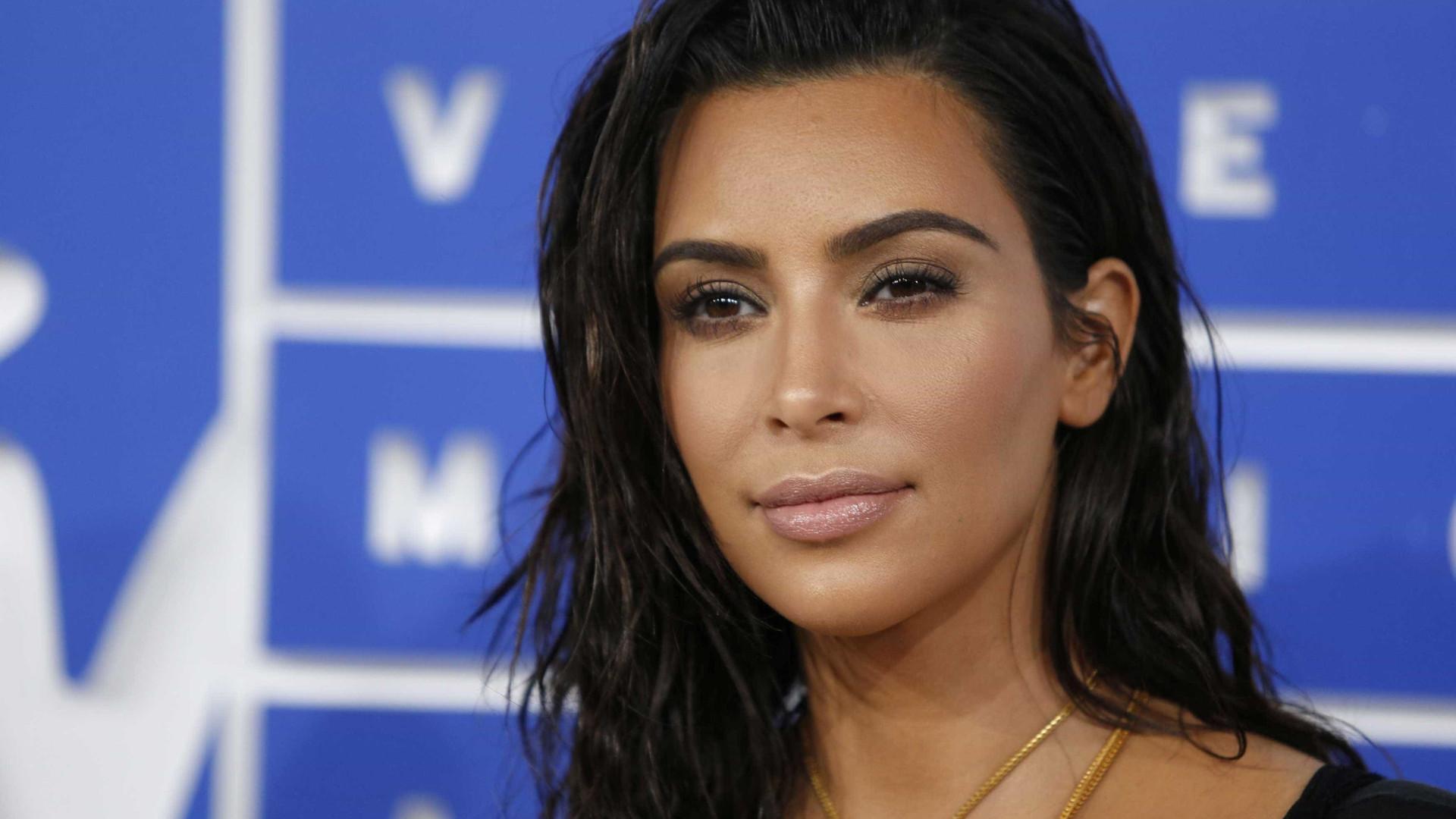 Kim Kardashian revela sua posição sexual preferida