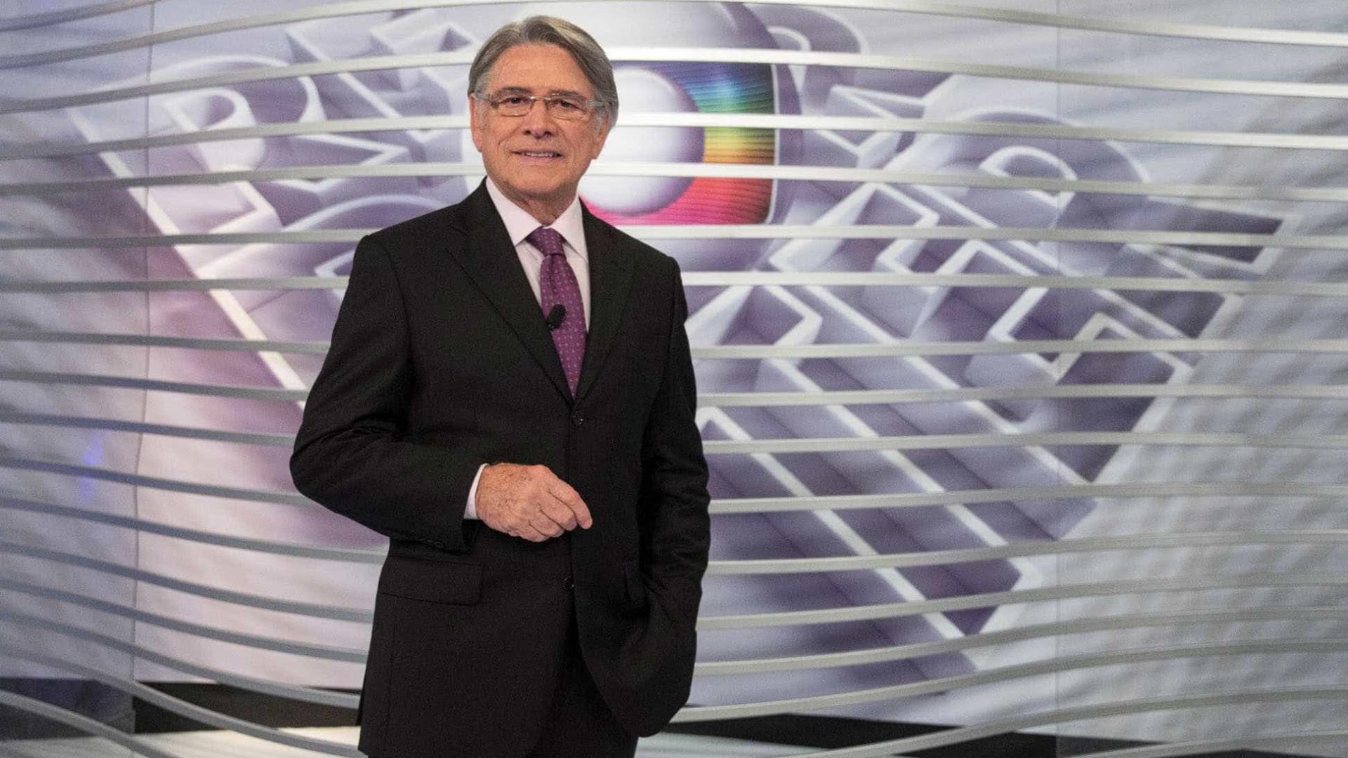 Apresentador do 'Globo Repórter', Sérgio Chapelin vai se aposentar