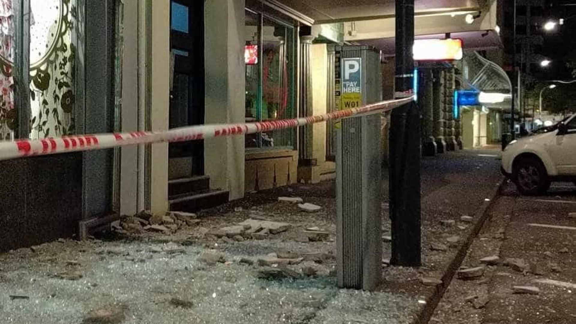 Tsunami atinge nordeste de ilha da Nova  Zelândia, diz defesa civil