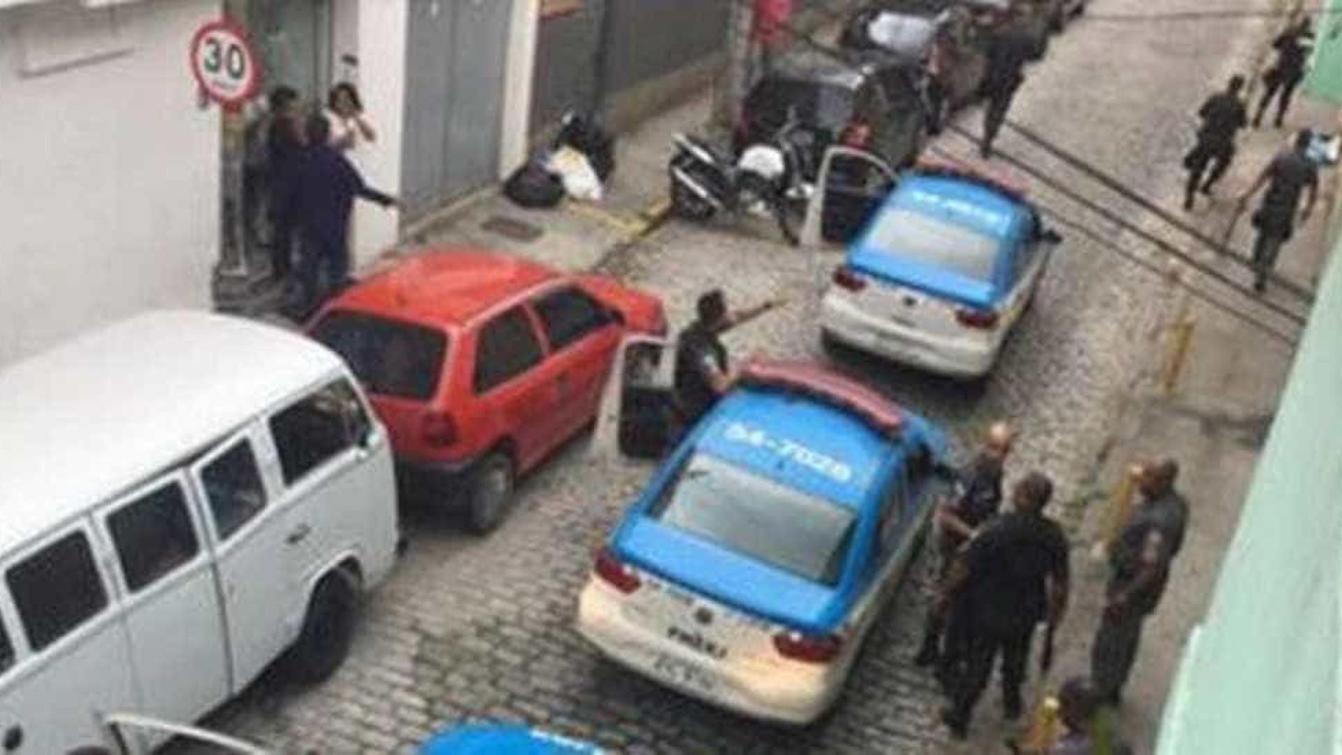 Internautas relatam tiros  e perseguição policial no Humaitá