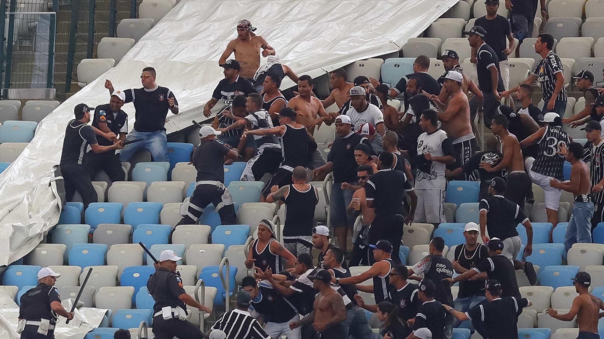 Advogado pede soltura de todos os  corintianos presos no Rio
