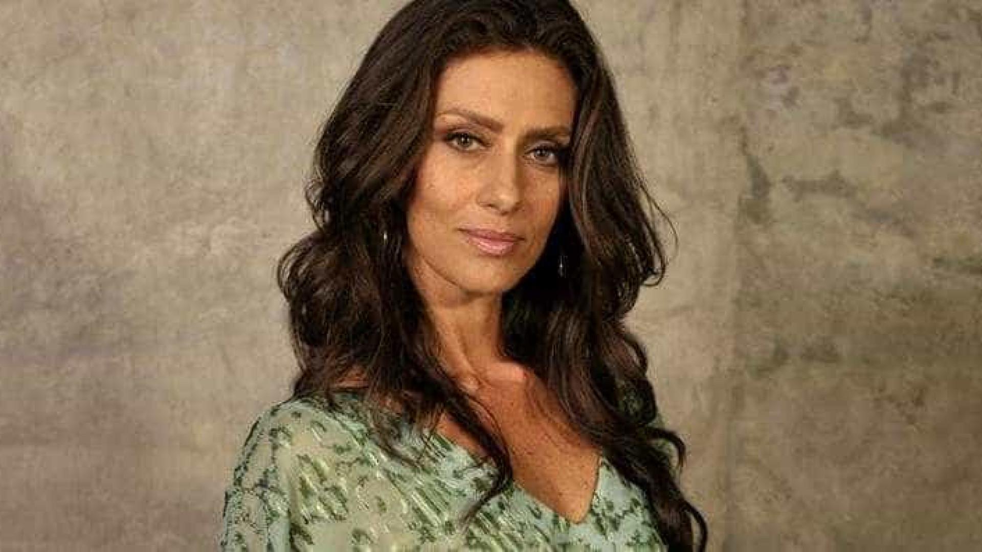 Maria Fernanda Cândido volta às novelas como mãe de transexual