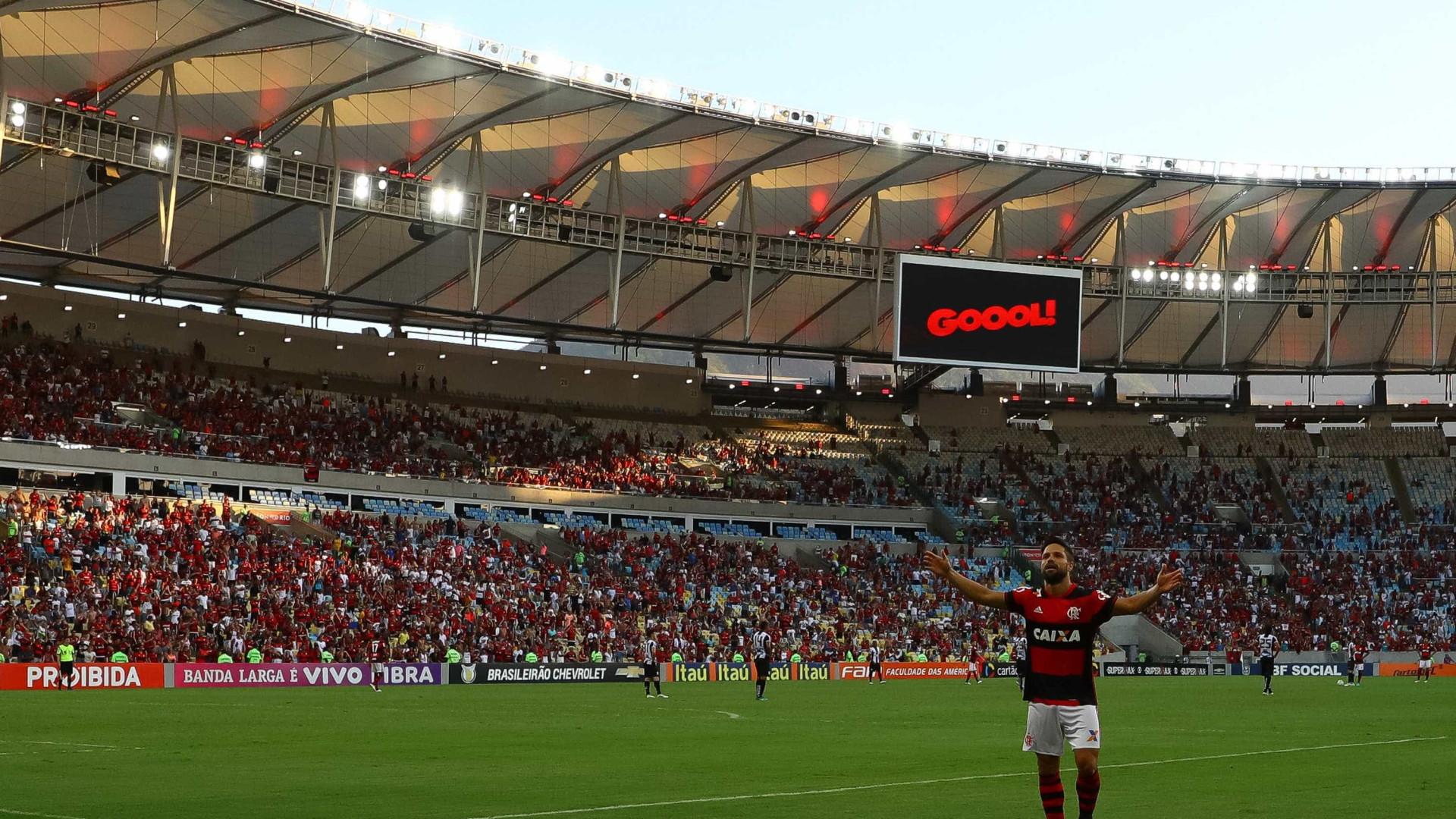 Flamengo bate o Santos e fica a uma vitória de vice-campeonato