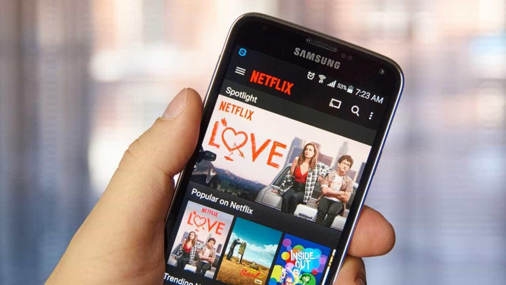 Netflix permite usuários assistirem conteúdos offline